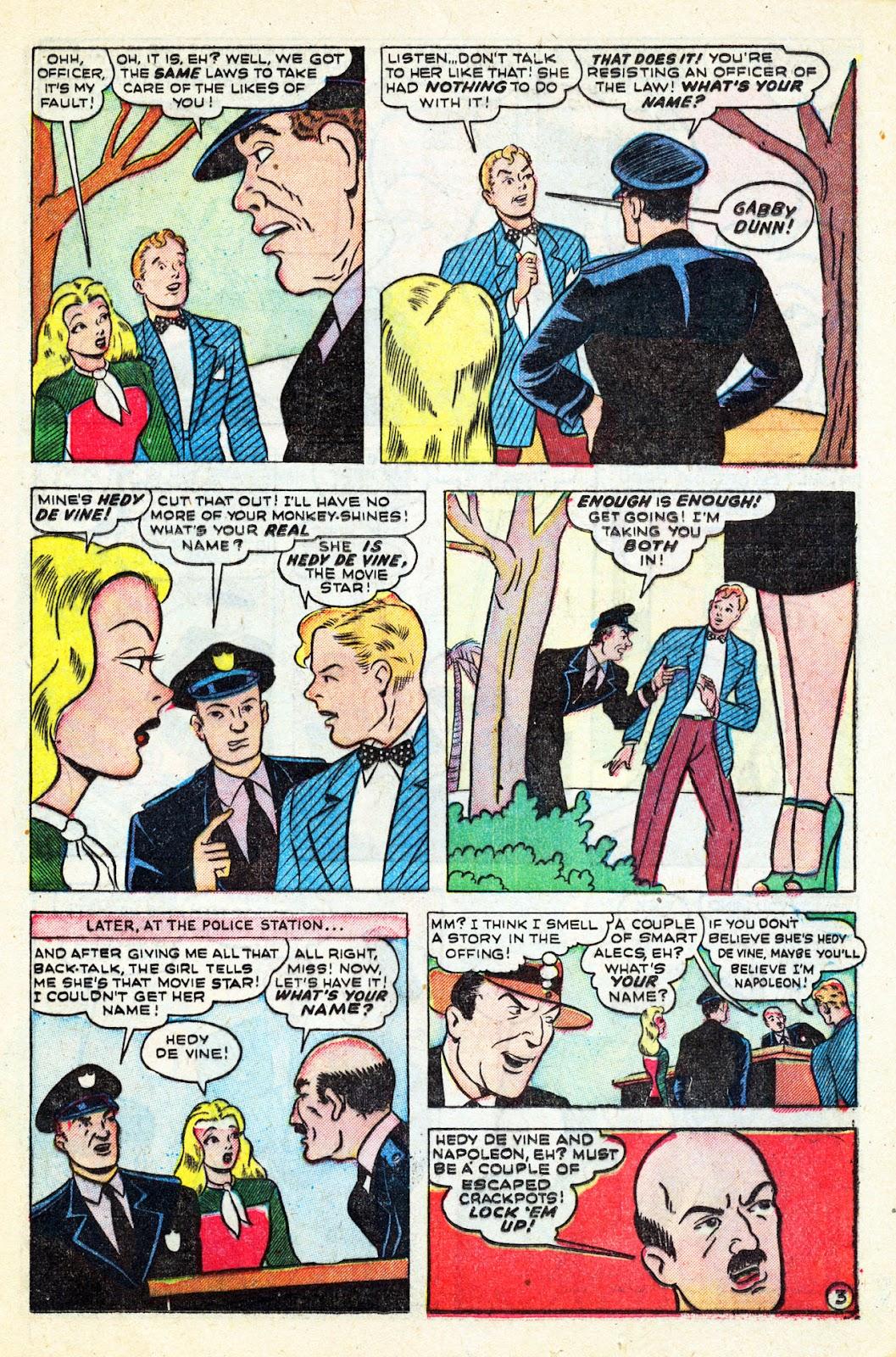 Read online Gay Comics comic -  Issue #35 - 21