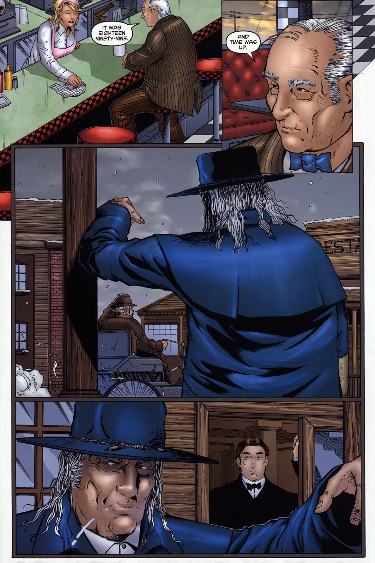 Read online Garth Ennis' Streets of Glory comic -  Issue #6 - 3