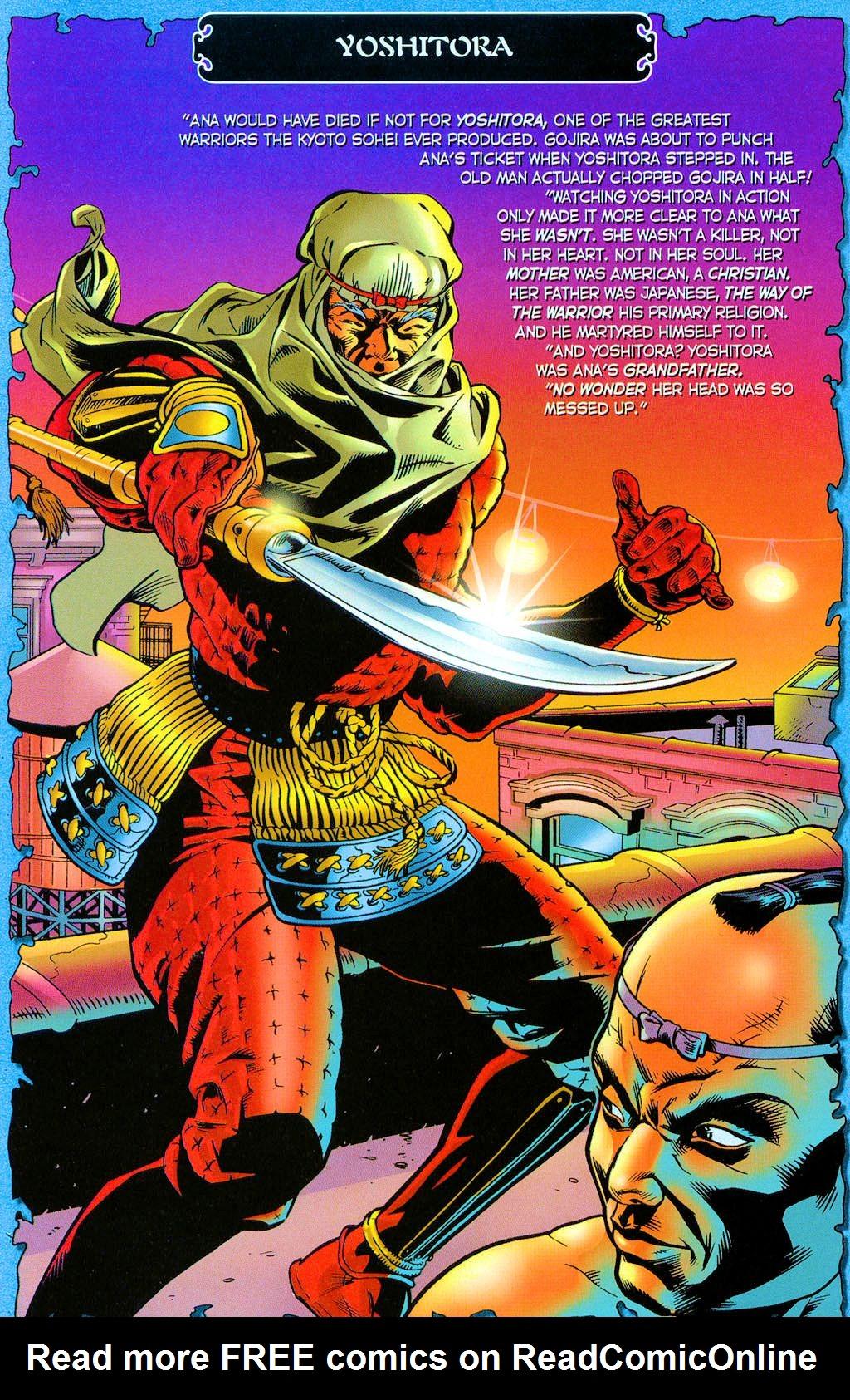 Read online Shi: Rekishi comic -  Issue #2 - 6