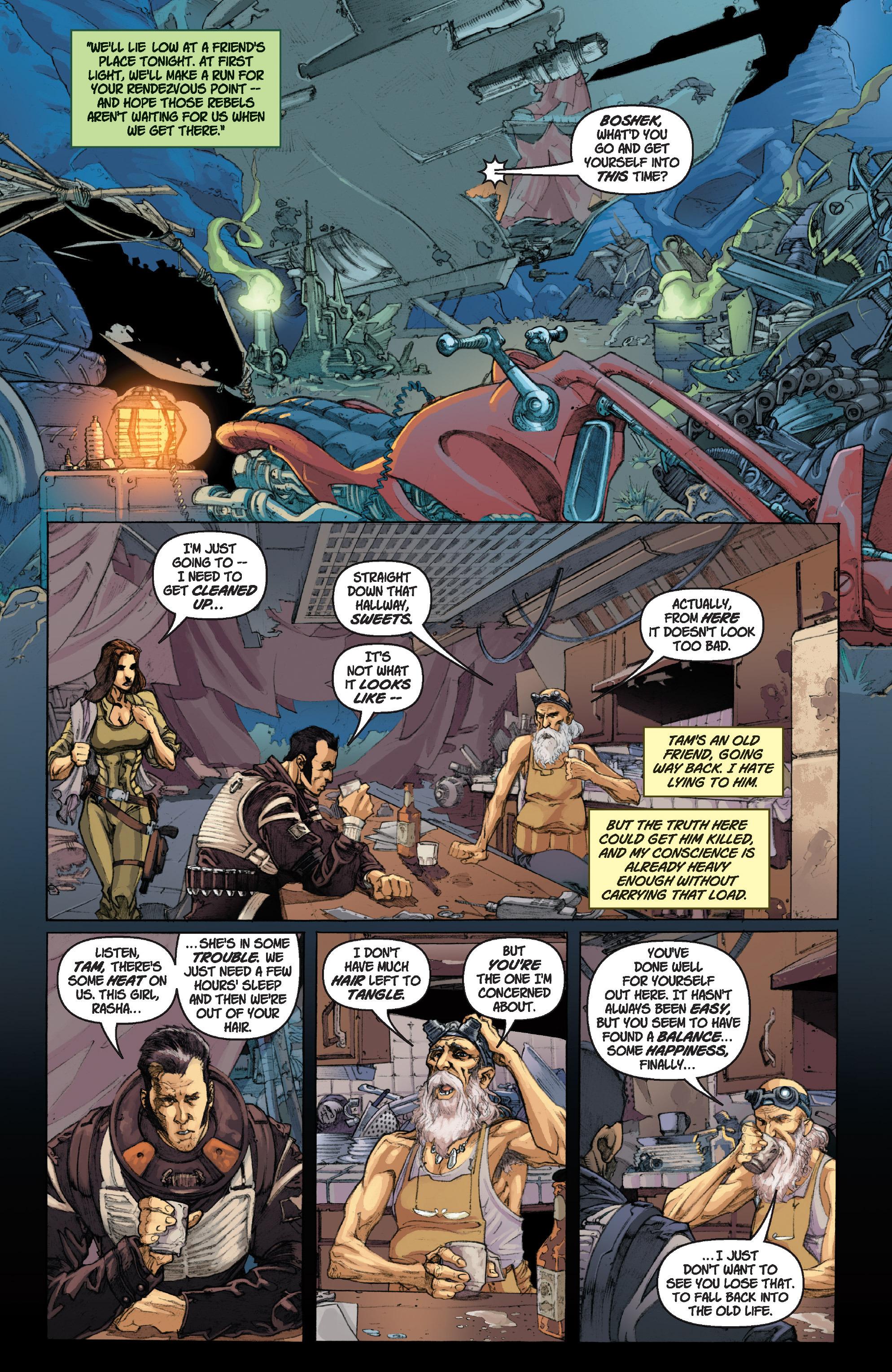 Read online Star Wars Omnibus comic -  Issue # Vol. 22 - 115