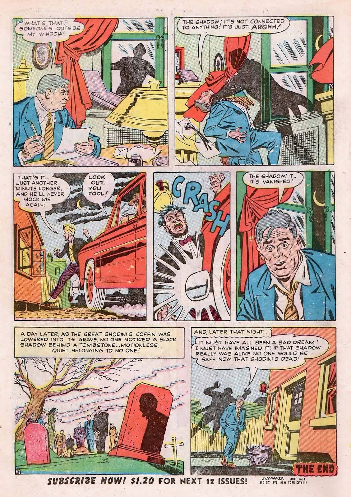 Suspense issue 10 - Page 19