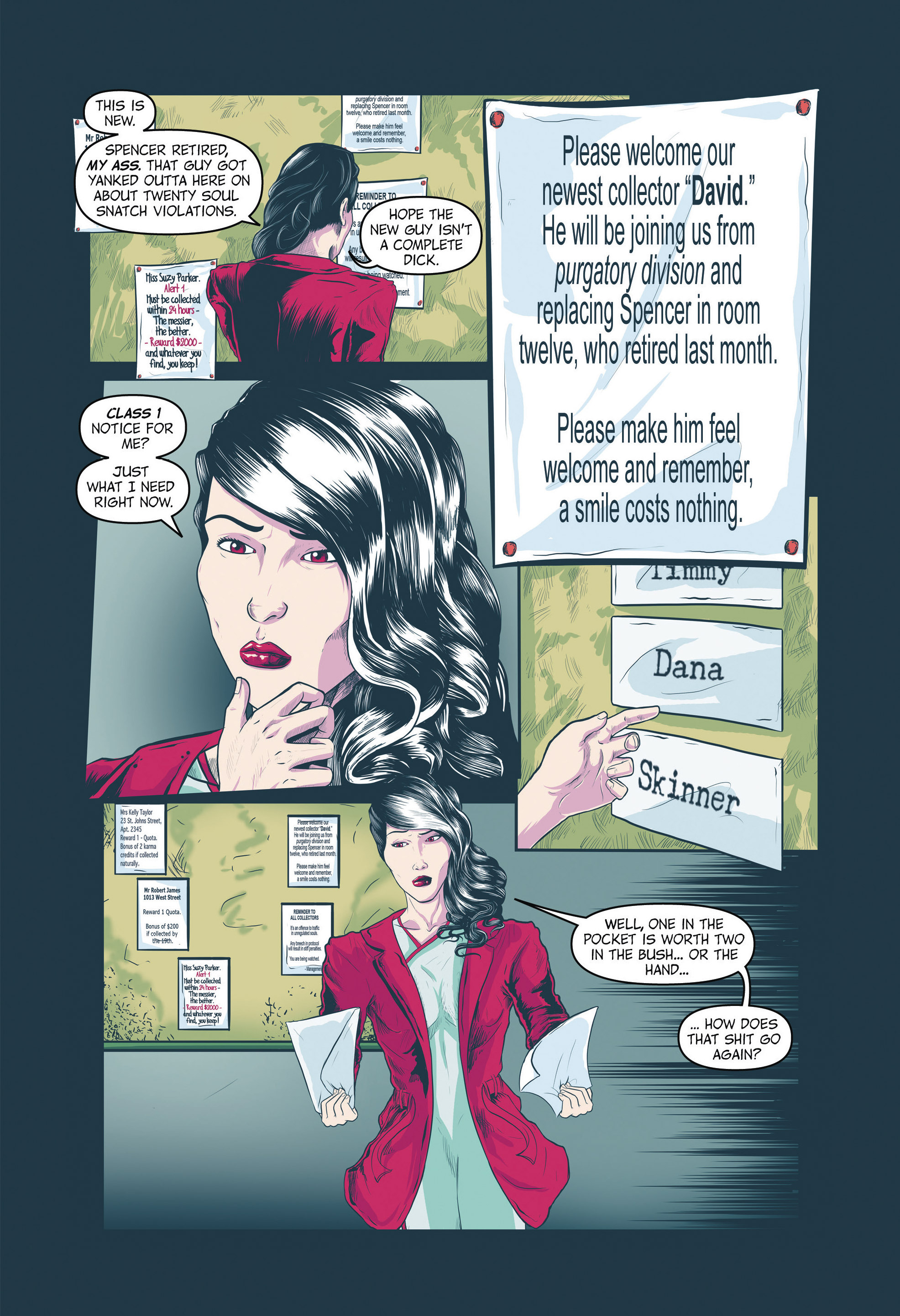 Read online Redemption Heights comic -  Issue # Full - 12