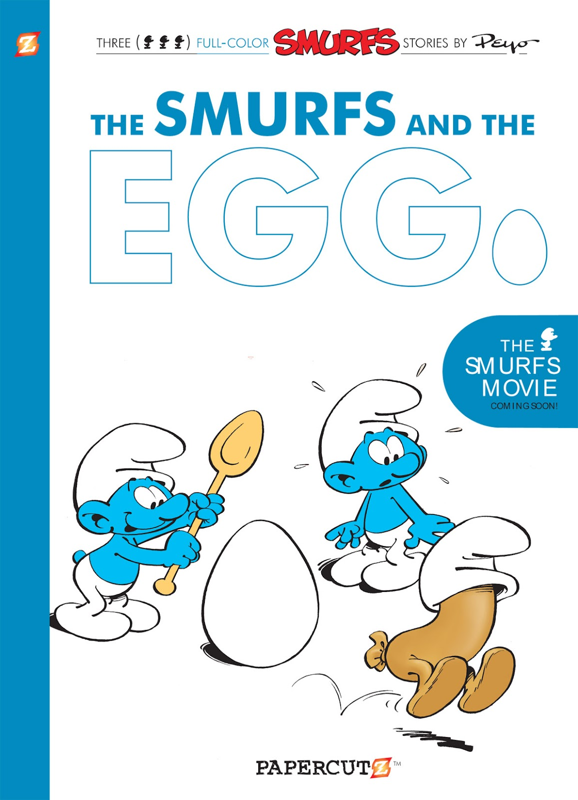 Read online The Smurfs comic -  Issue #5 - 1
