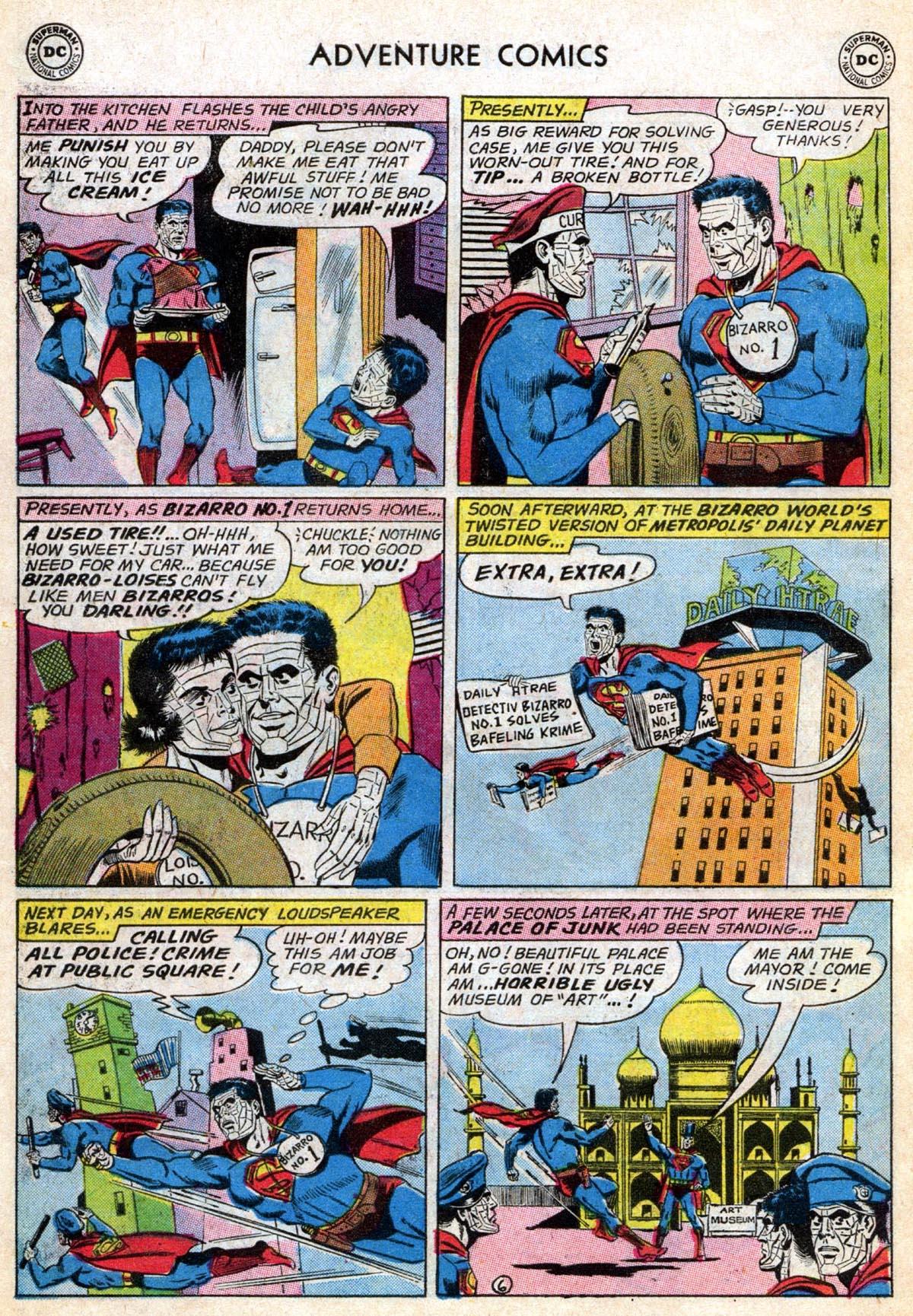 Read online Adventure Comics (1938) comic -  Issue #286 - 26