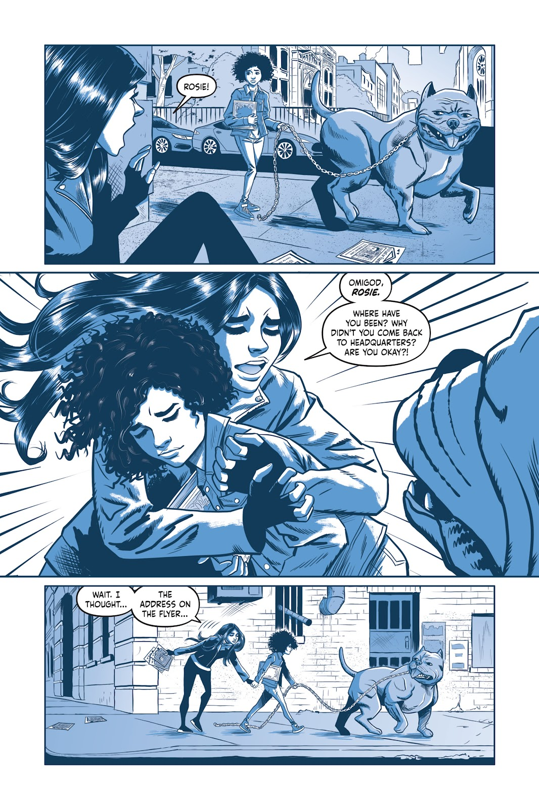 Read online Under the Moon: A Catwoman Tale comic -  Issue # TPB (Part 2) - 79