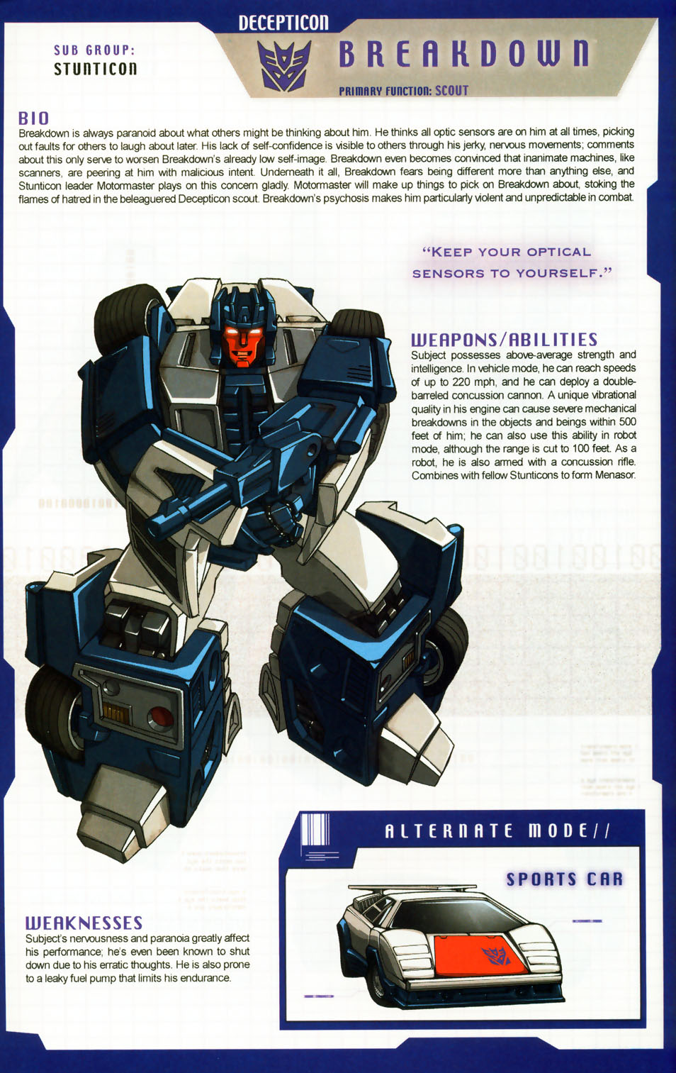 Read online Transformers: More than Meets the Eye comic -  Issue #6 - 51