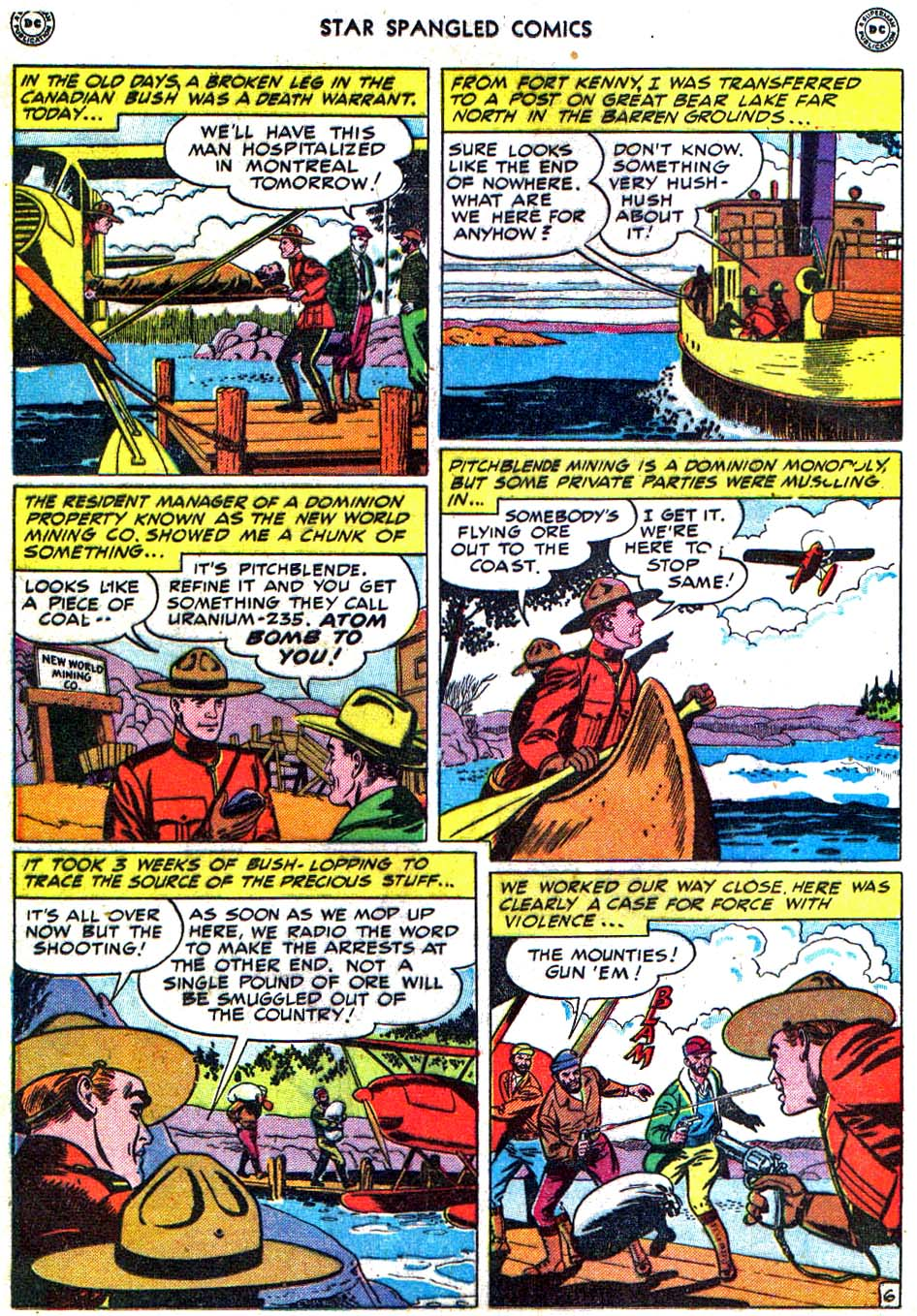 Star Spangled Comics (1941) issue 95 - Page 22