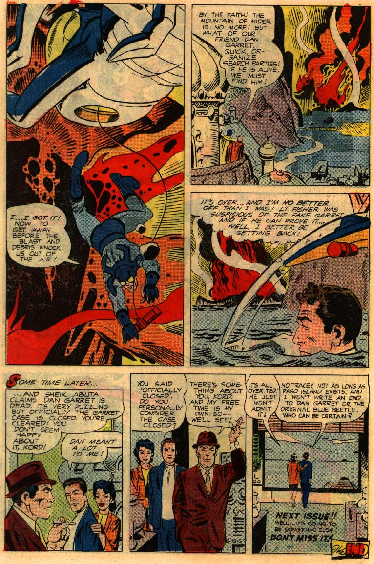 Blue Beetle (1967) issue 4 - Page 22