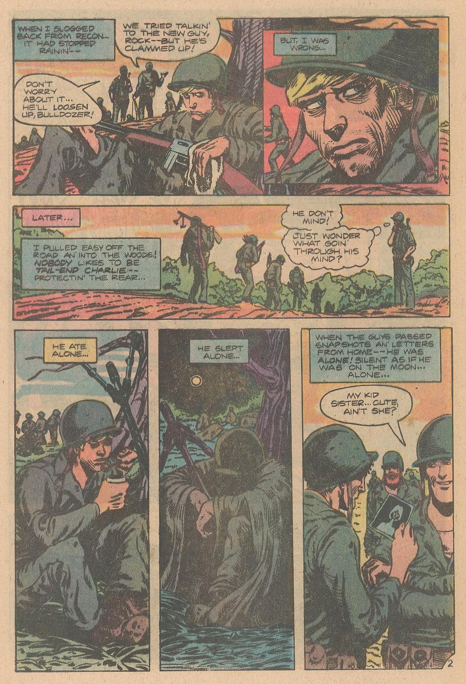 Read online Sgt. Rock comic -  Issue #356 - 25