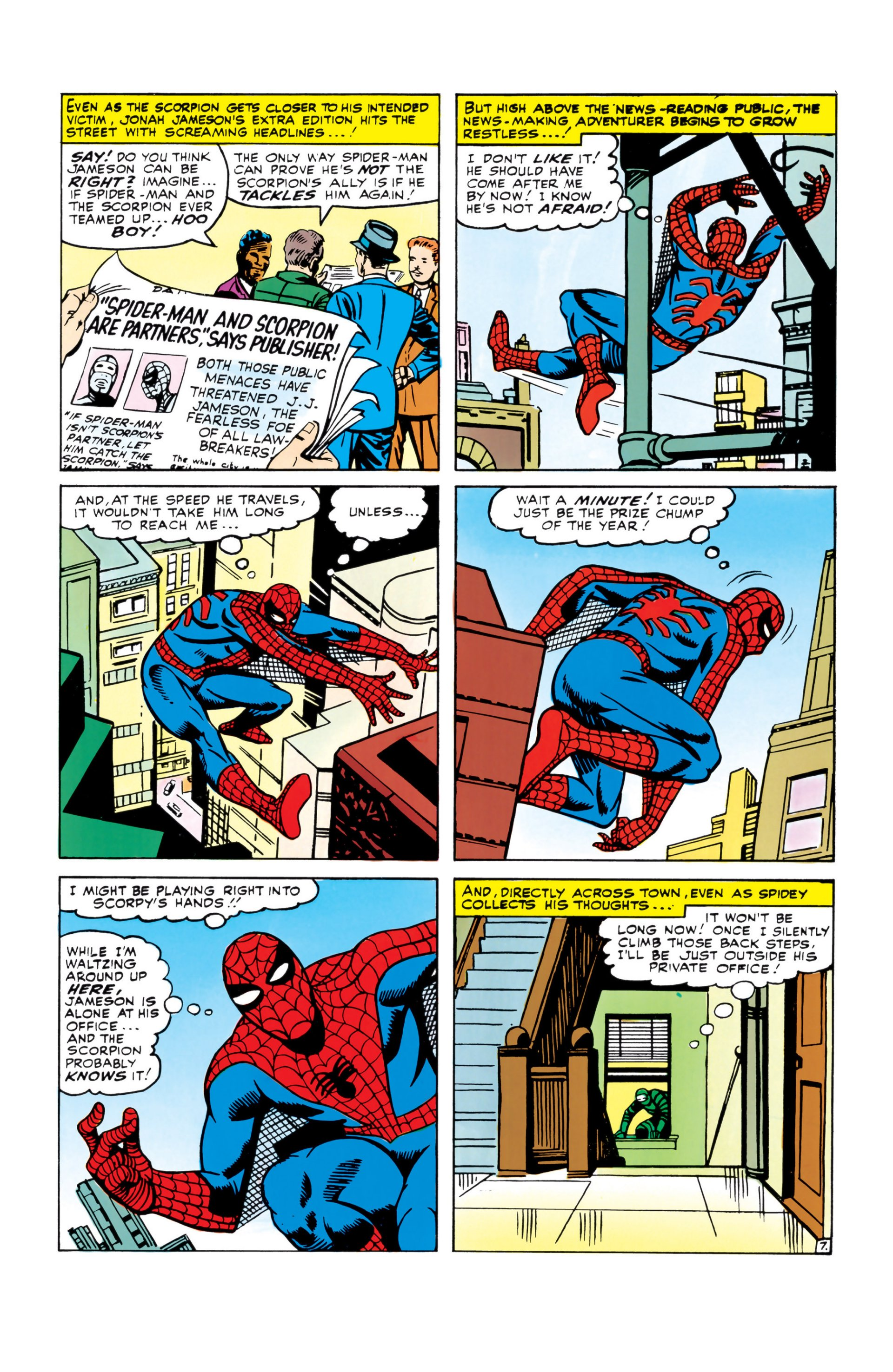 The Amazing Spider-Man (1963) 29 Page 7