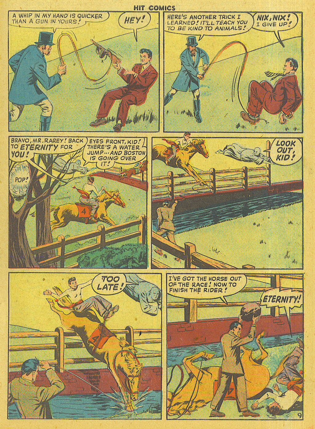 Read online Hit Comics comic -  Issue #56 - 11