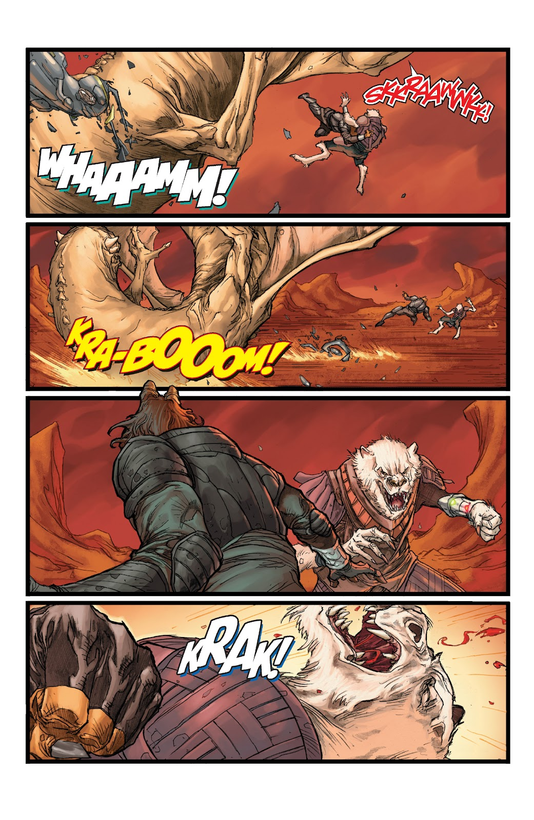 Read online Star Wars Legends: The Old Republic - Epic Collection comic -  Issue # TPB 3 (Part 1) - 32