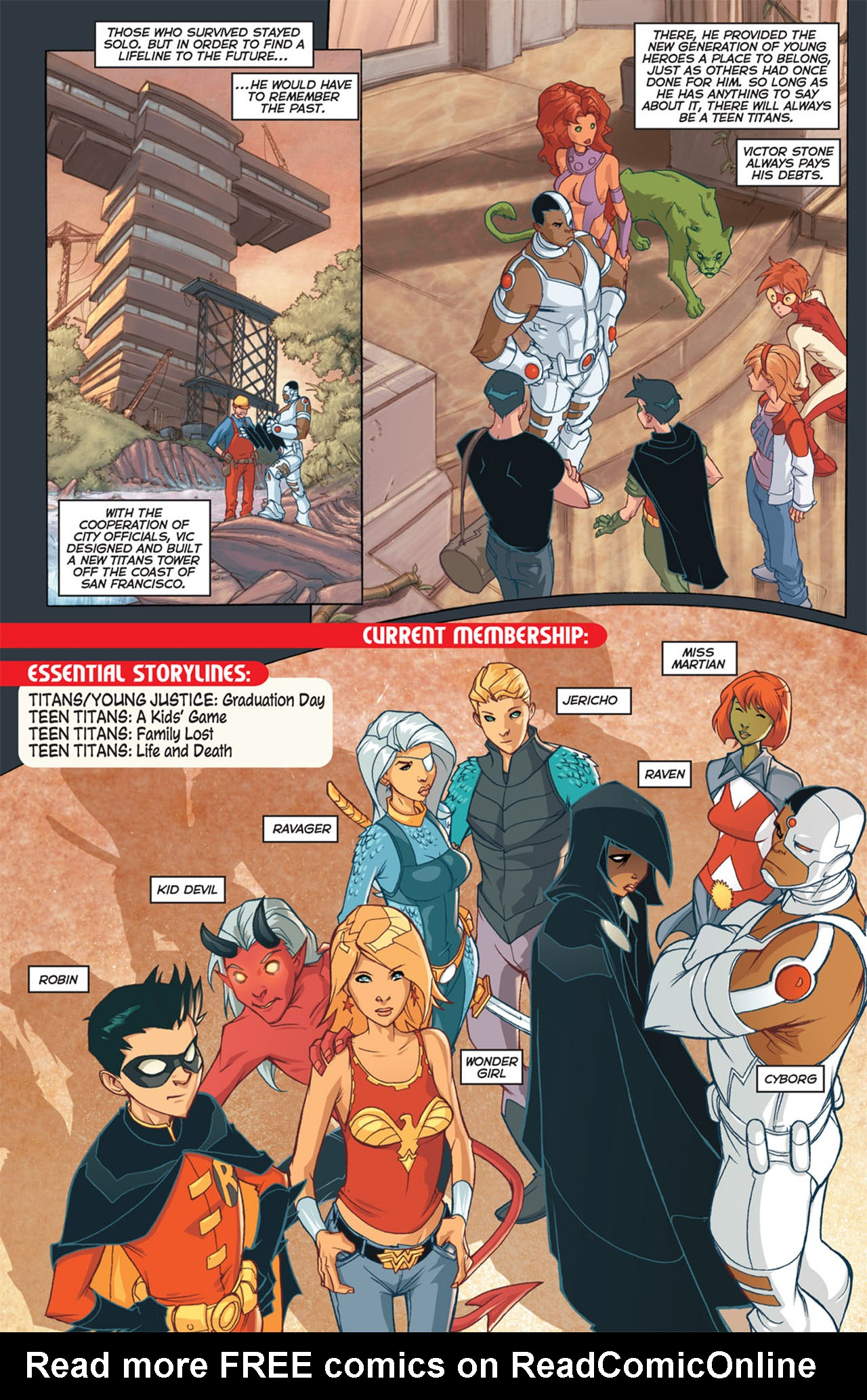 Read online 52 comic -  Issue #47 - 22