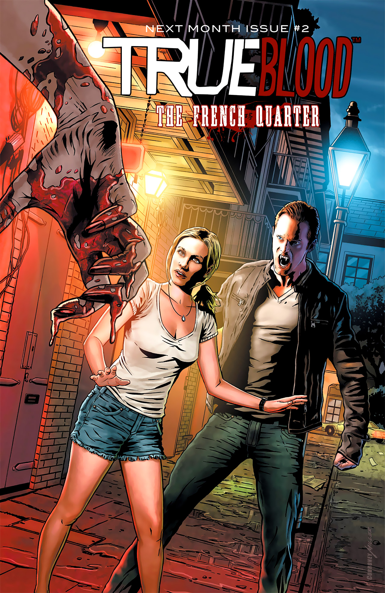 Read online True Blood: French Quarter comic -  Issue #1 - 4
