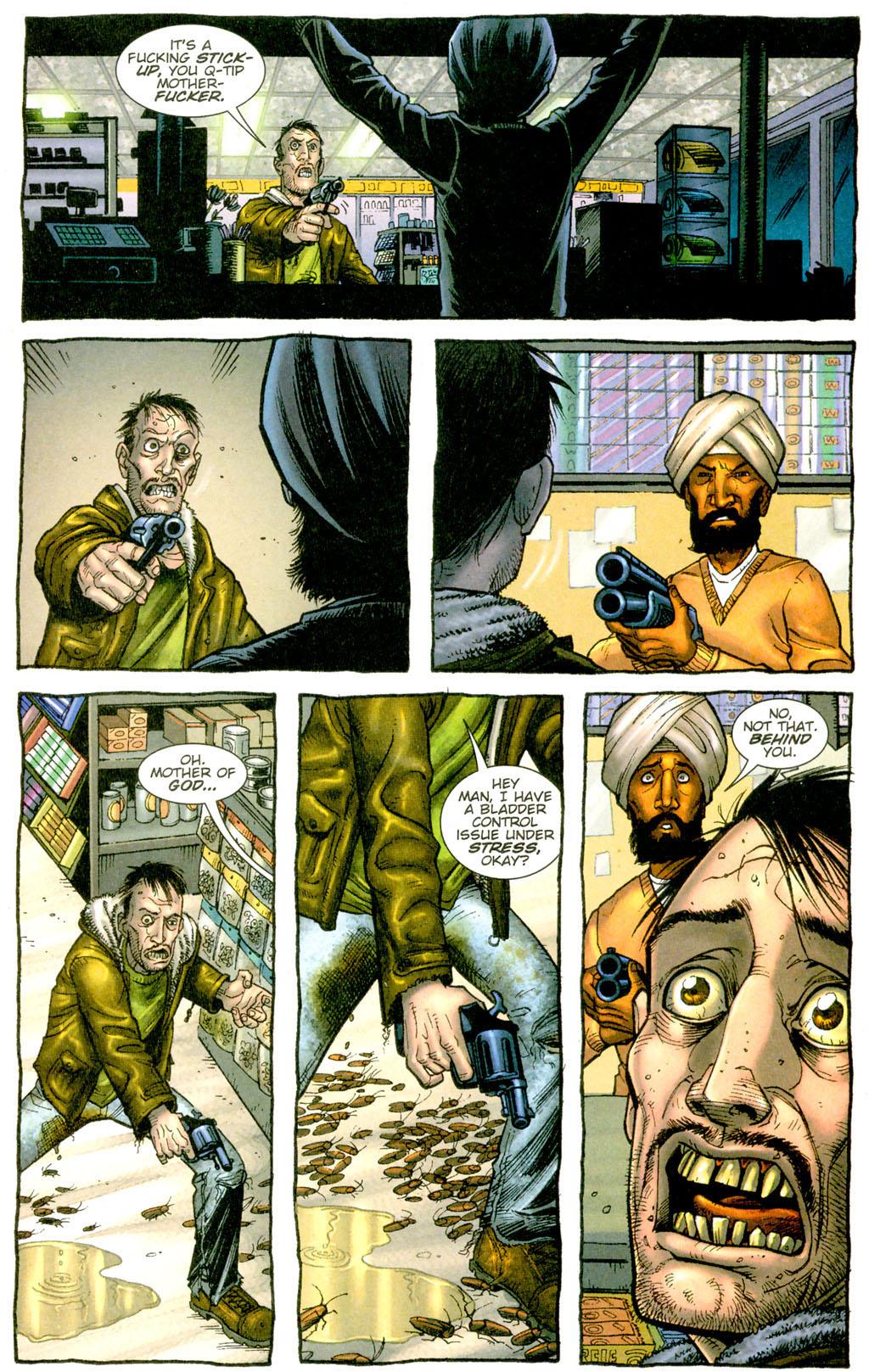Read online The Exterminators comic -  Issue #7 - 3
