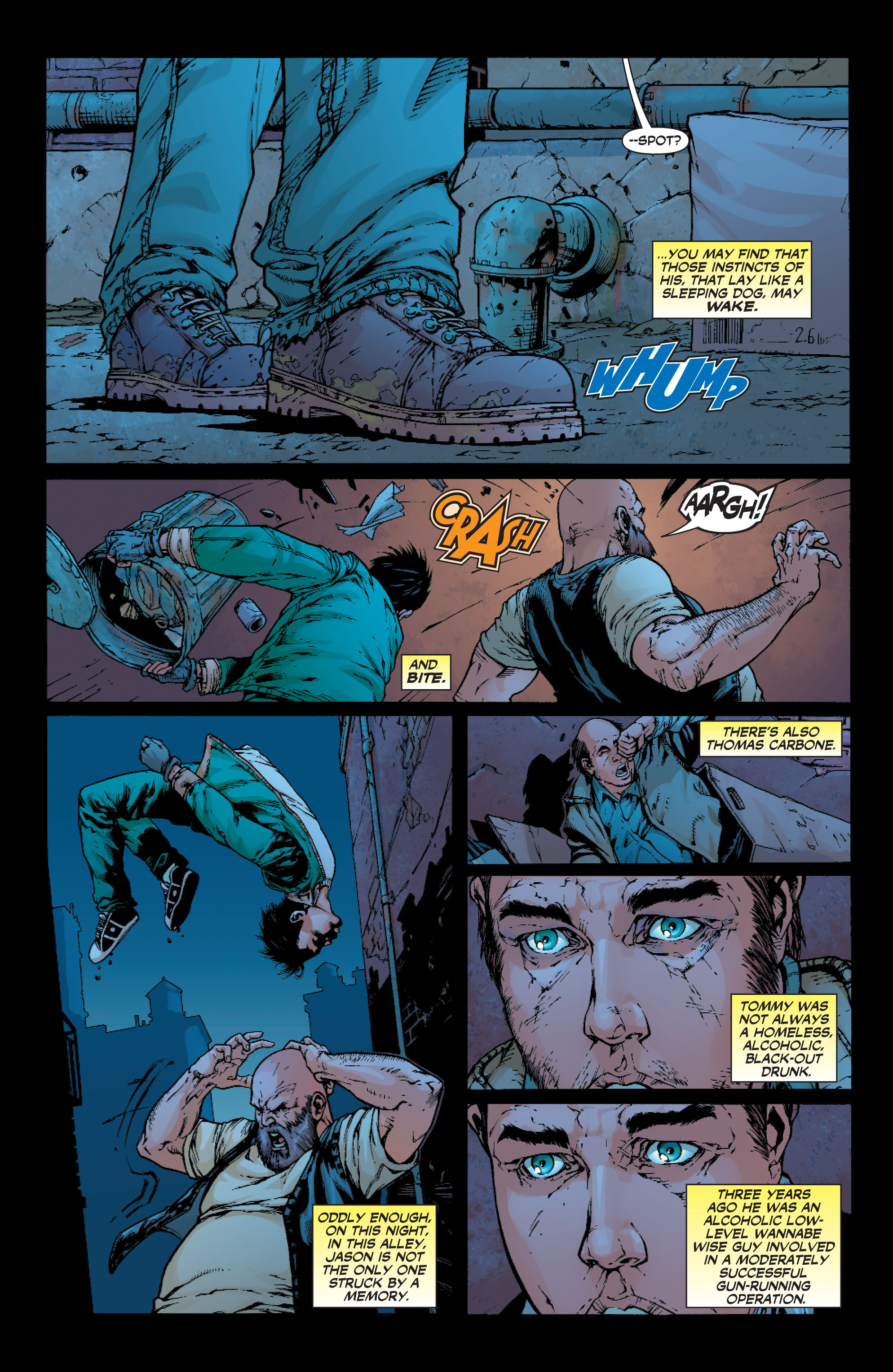 Read online Batman: Under The Red Hood comic -  Issue # Full - 339