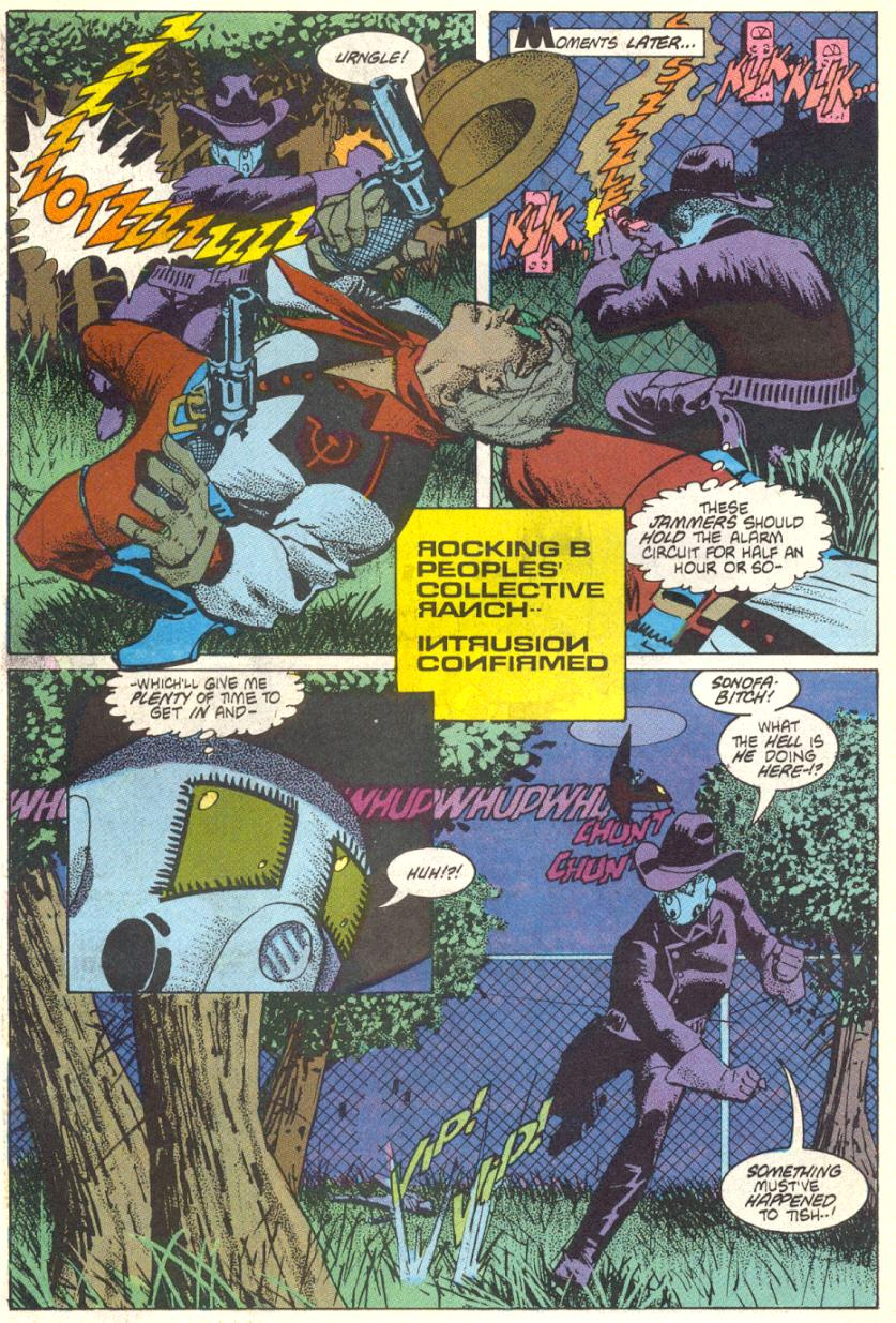 American Flagg! issue 16 - Page 18