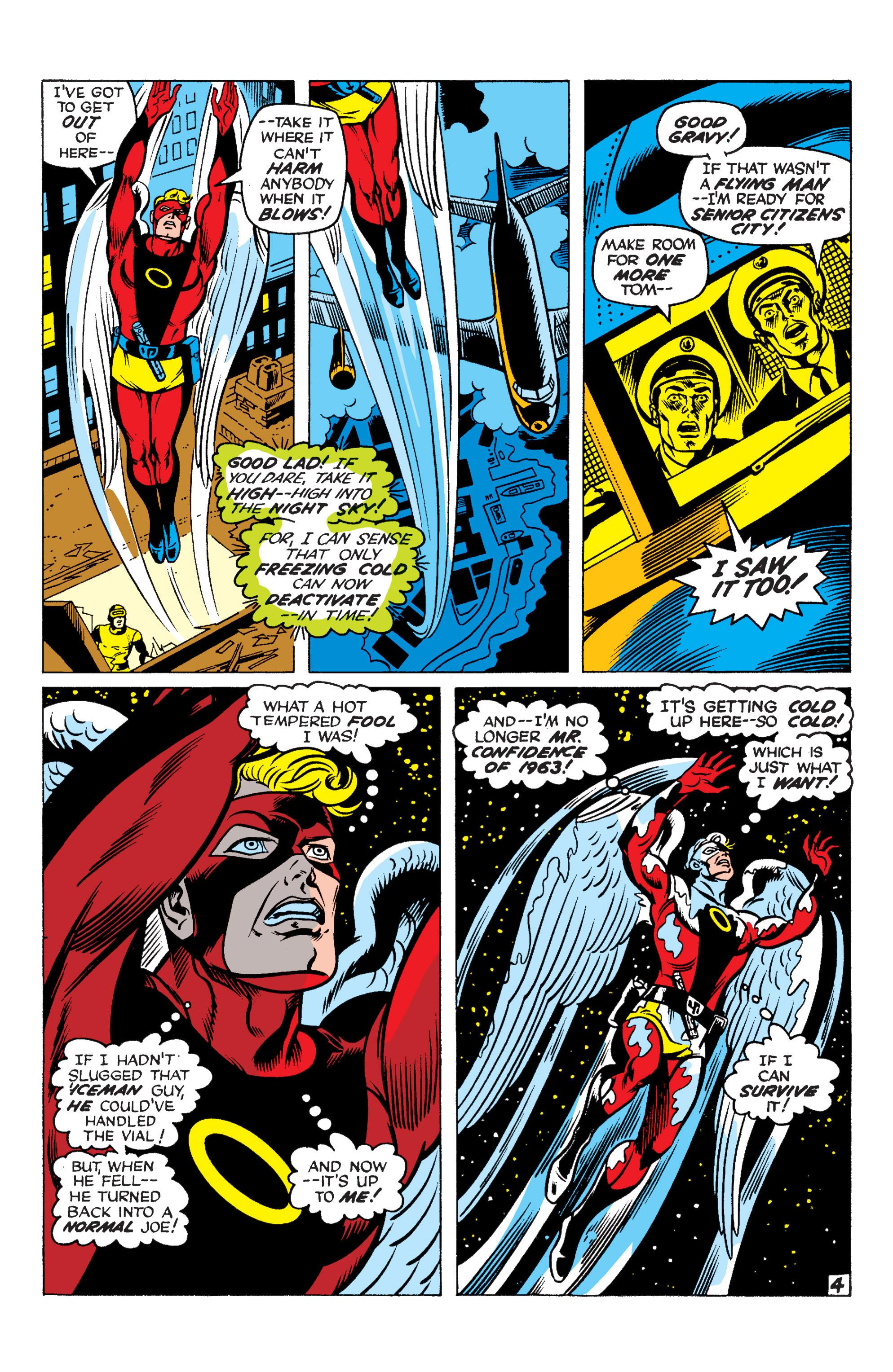 Uncanny X-Men (1963) 56 Page 19