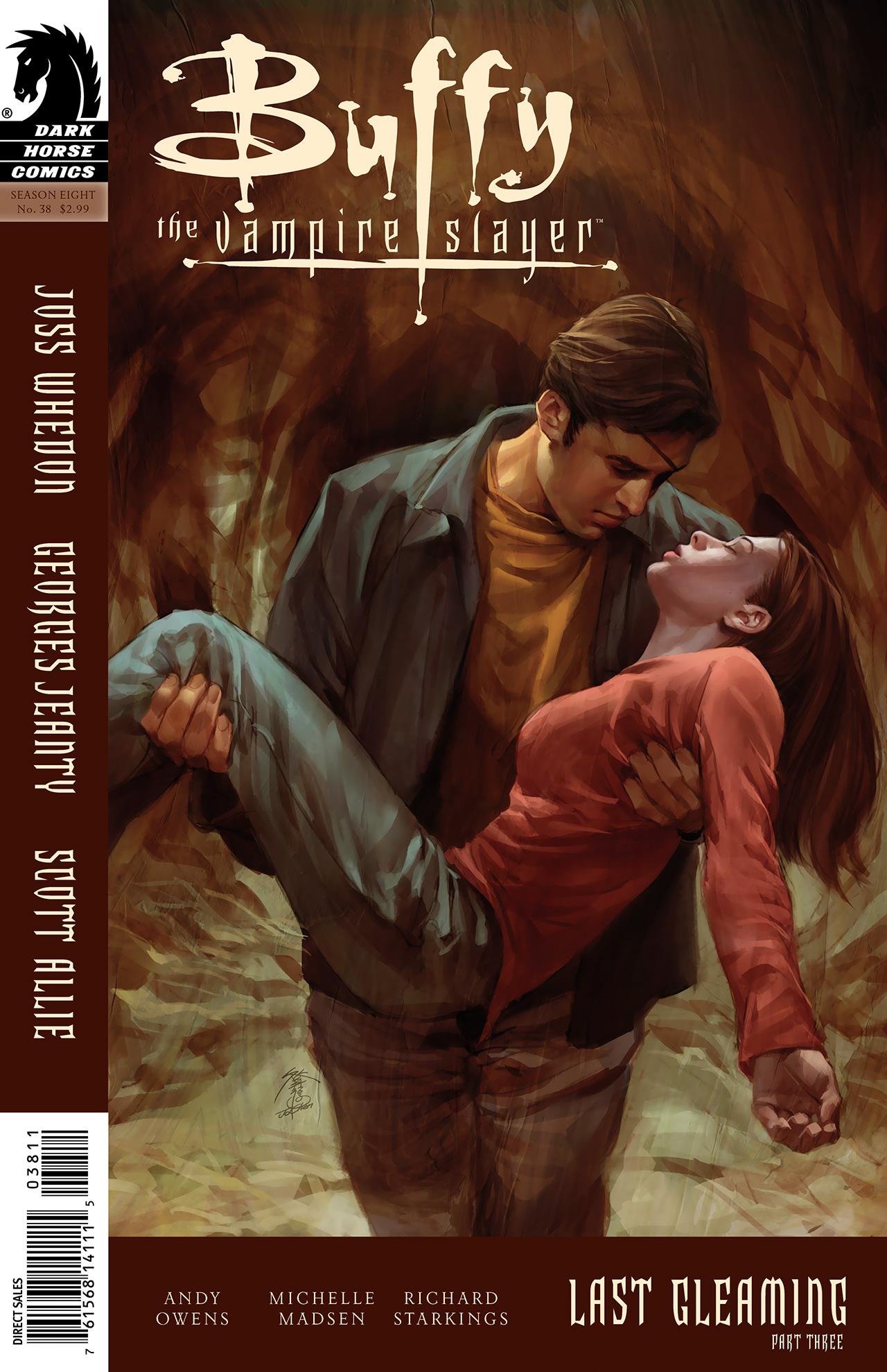 Buffy the Vampire Slayer Season Eight 38 Page 1
