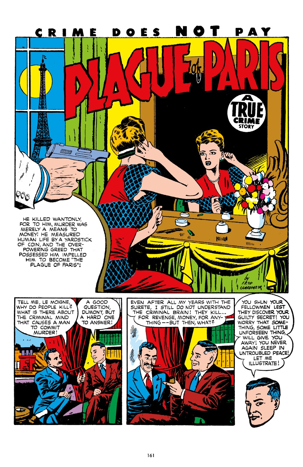 Read online Crime Does Not Pay Archives comic -  Issue # TPB 7 (Part 2) - 63