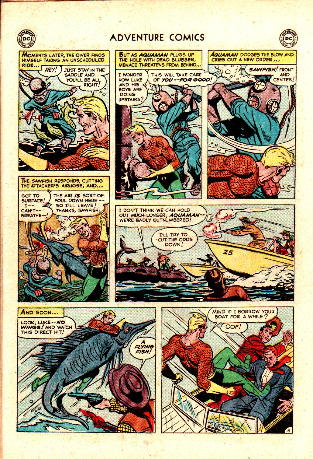 Read online Adventure Comics (1938) comic -  Issue #173 - 20