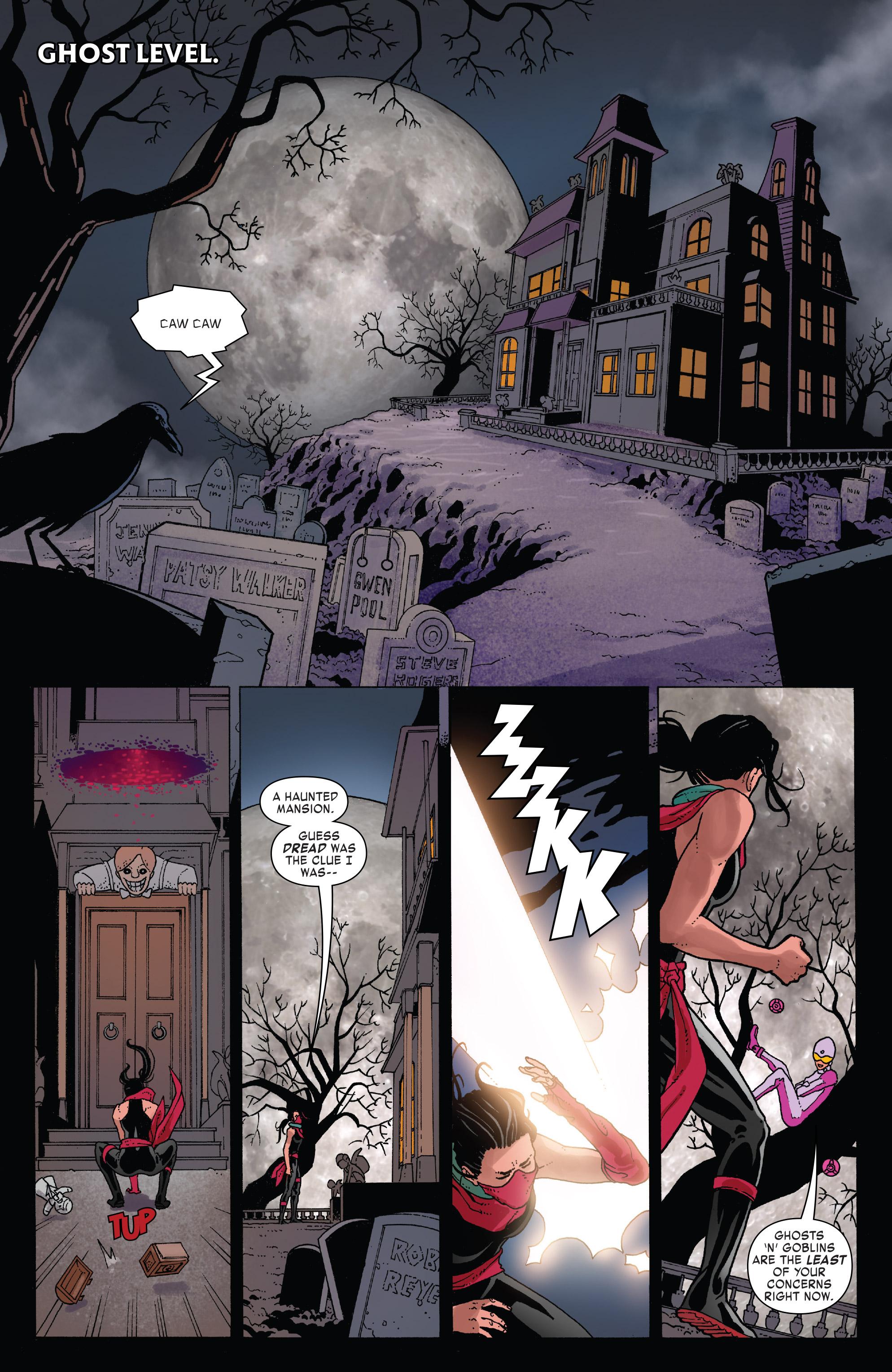 Read online Elektra (2017) comic -  Issue #4 - 12
