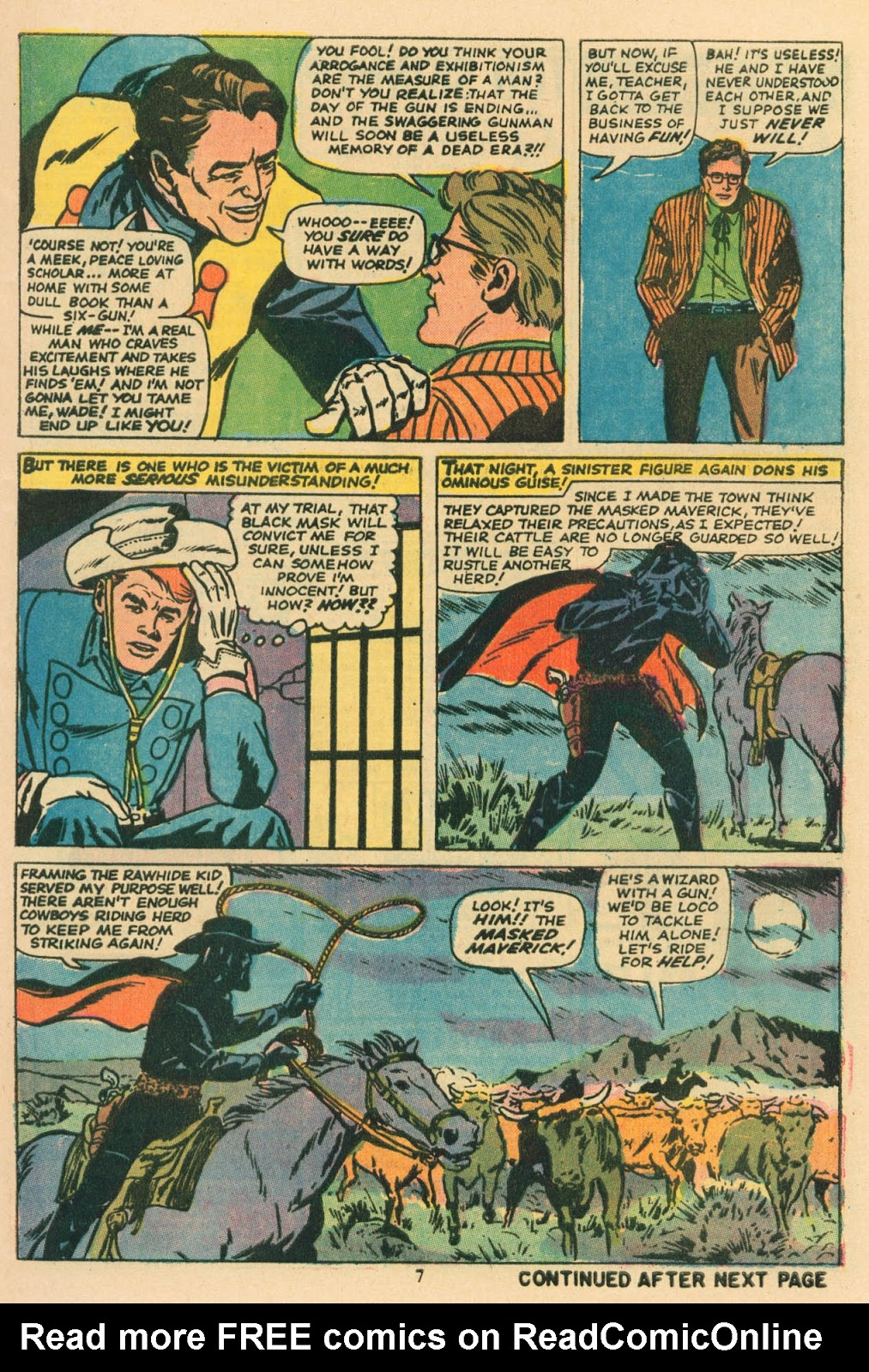 The Rawhide Kid (1955) issue 117 - Page 6