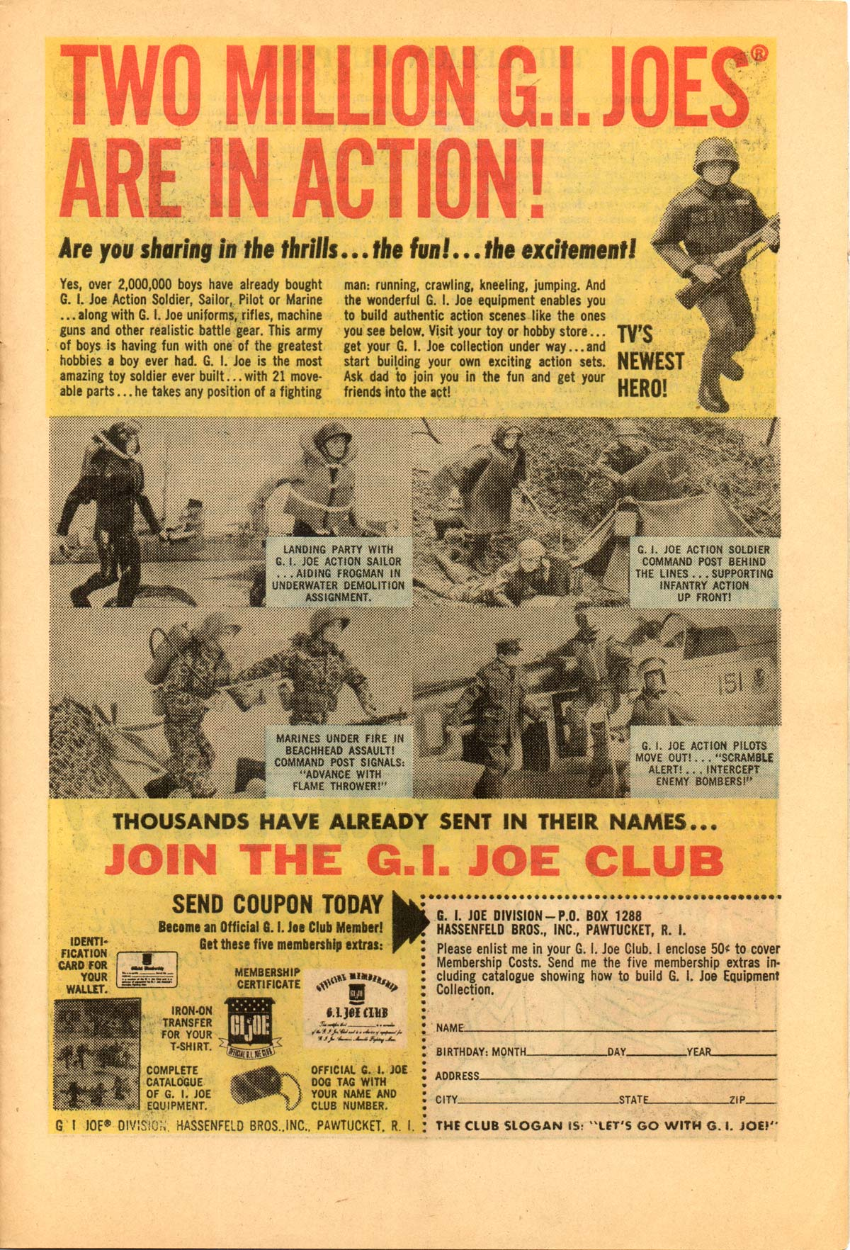 Read online Adventure Comics (1938) comic -  Issue #332 - 23