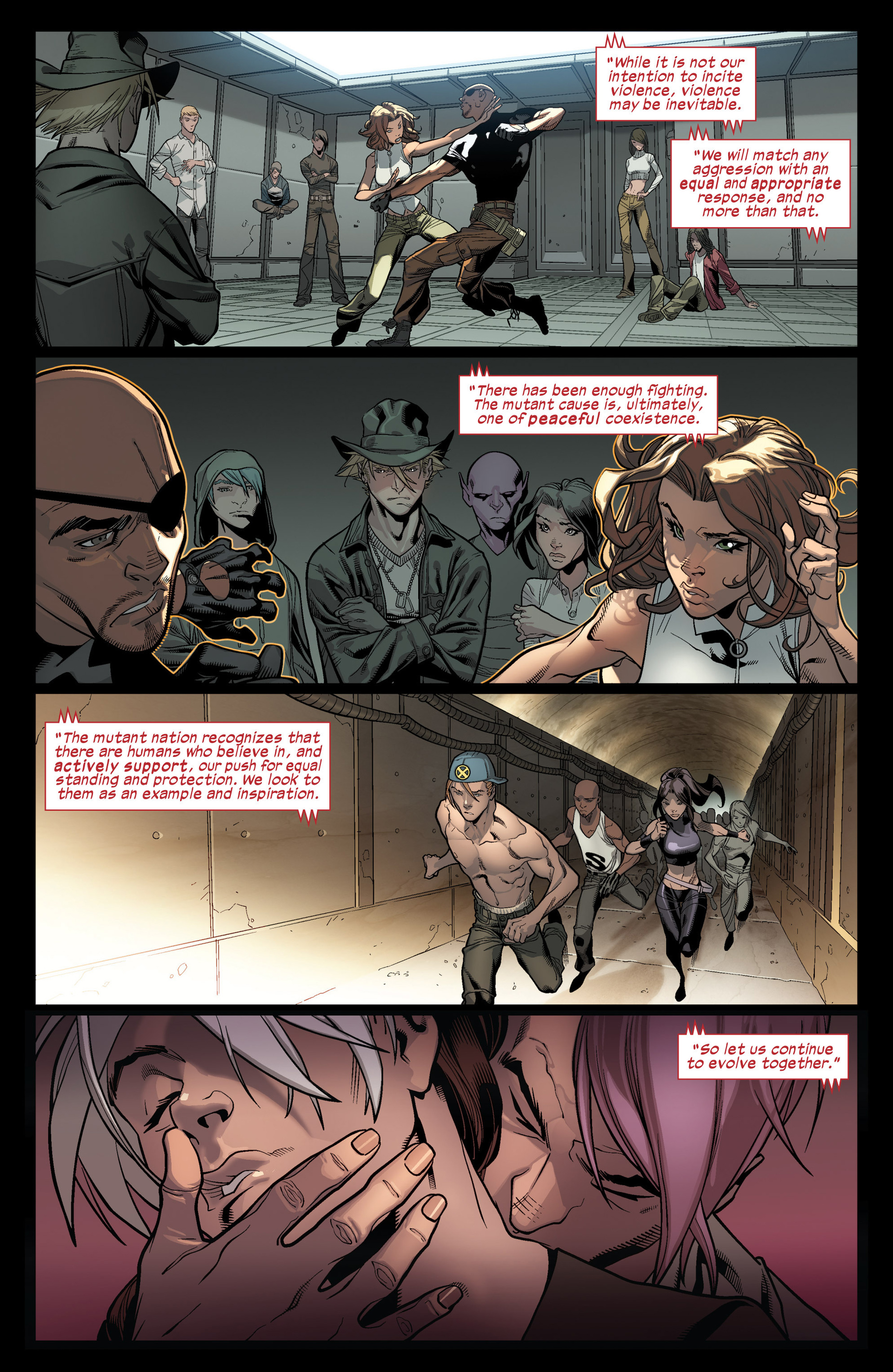 Read online Ultimate Comics X-Men comic -  Issue #17 - 6