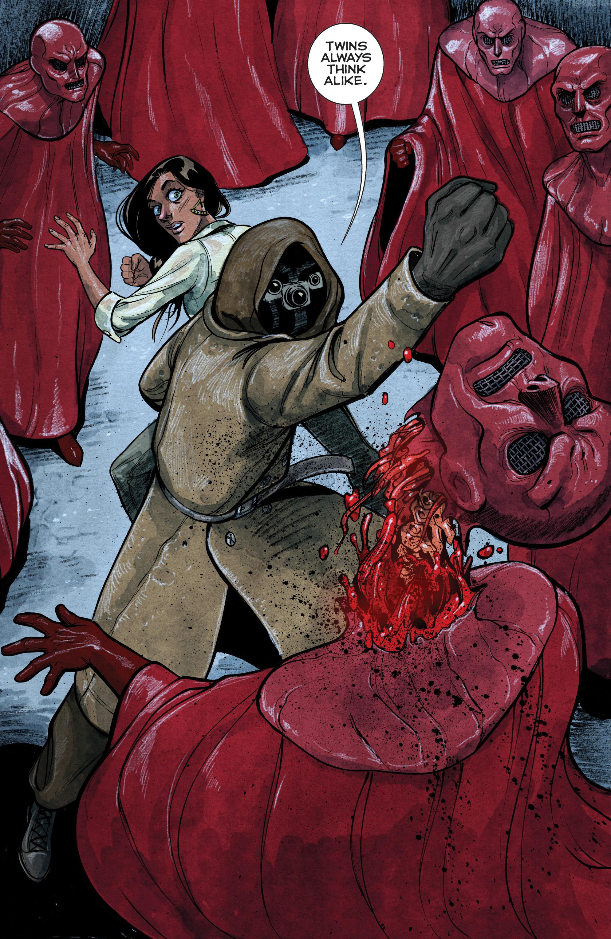 Read online Shutter comic -  Issue #13 - 19