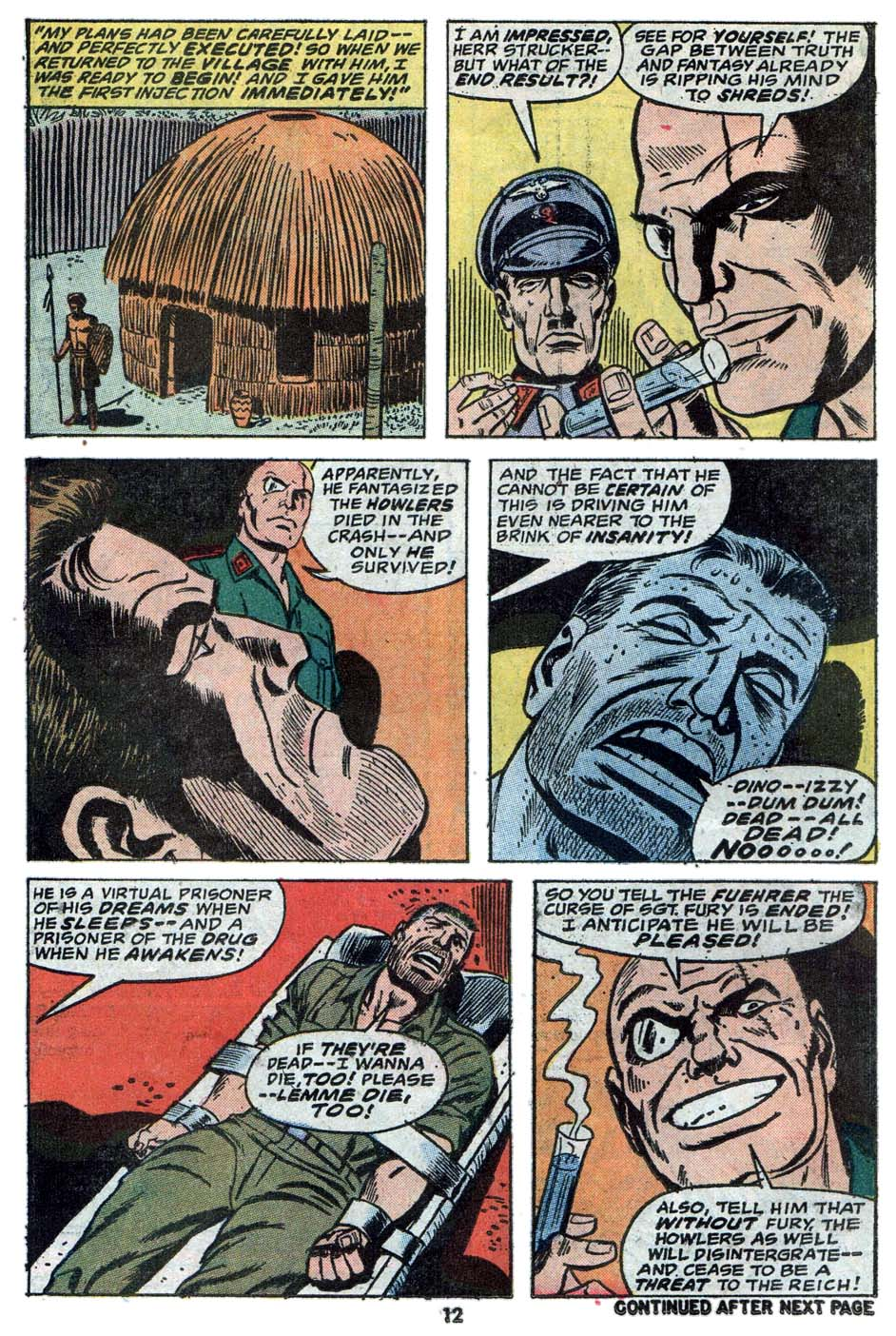 Read online Sgt. Fury comic -  Issue #114 - 14