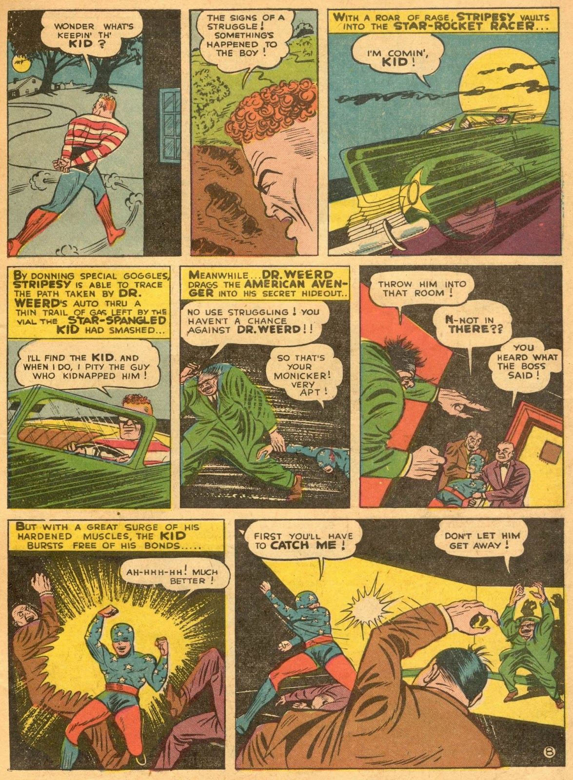 Star Spangled Comics (1941) issue 1 - Page 55