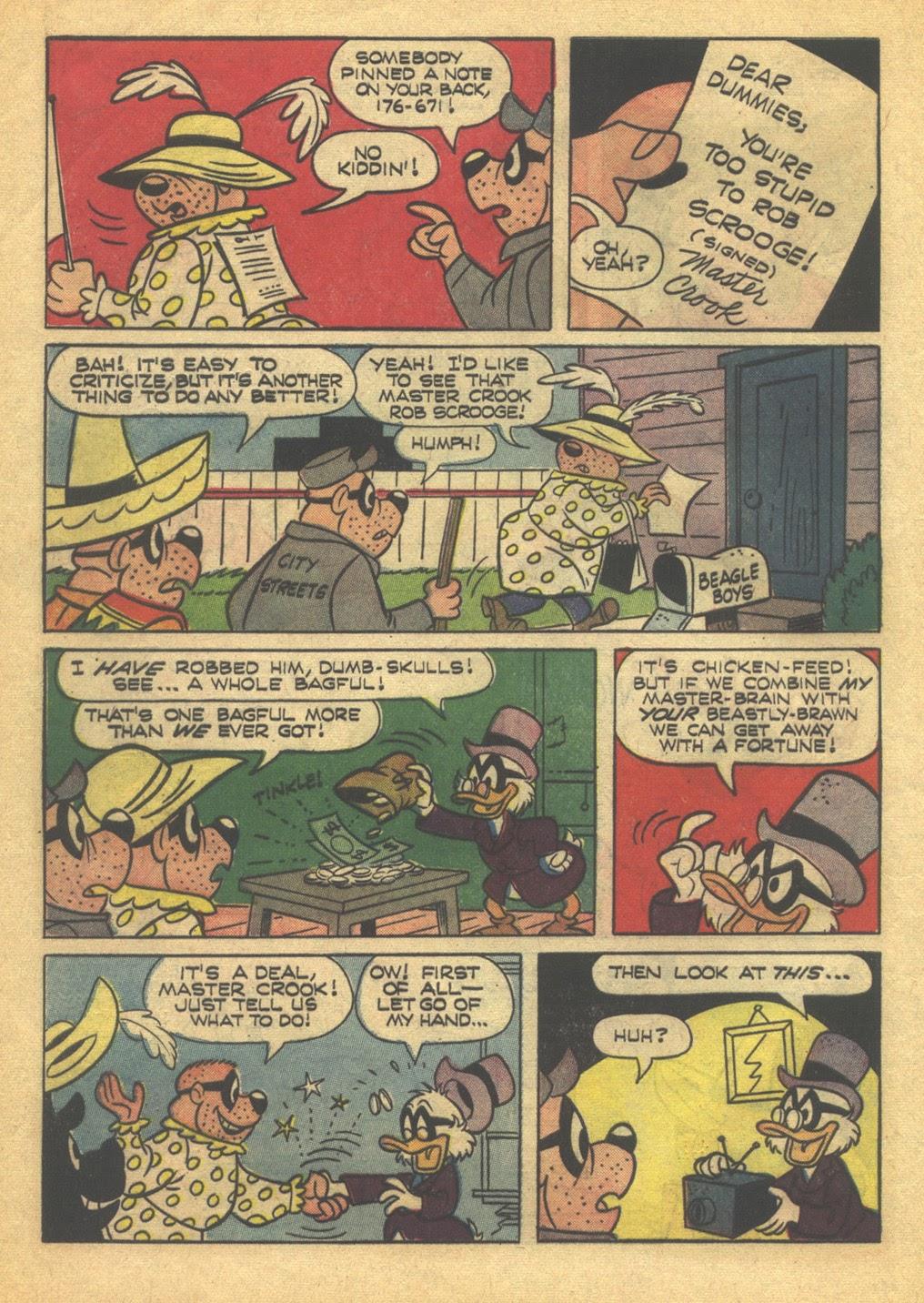 Walt Disney THE BEAGLE BOYS issue 7 - Page 28
