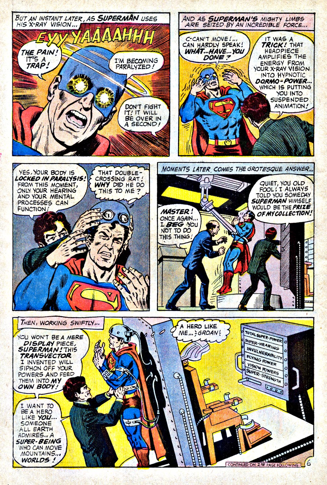 Read online Action Comics (1938) comic -  Issue #404 - 8