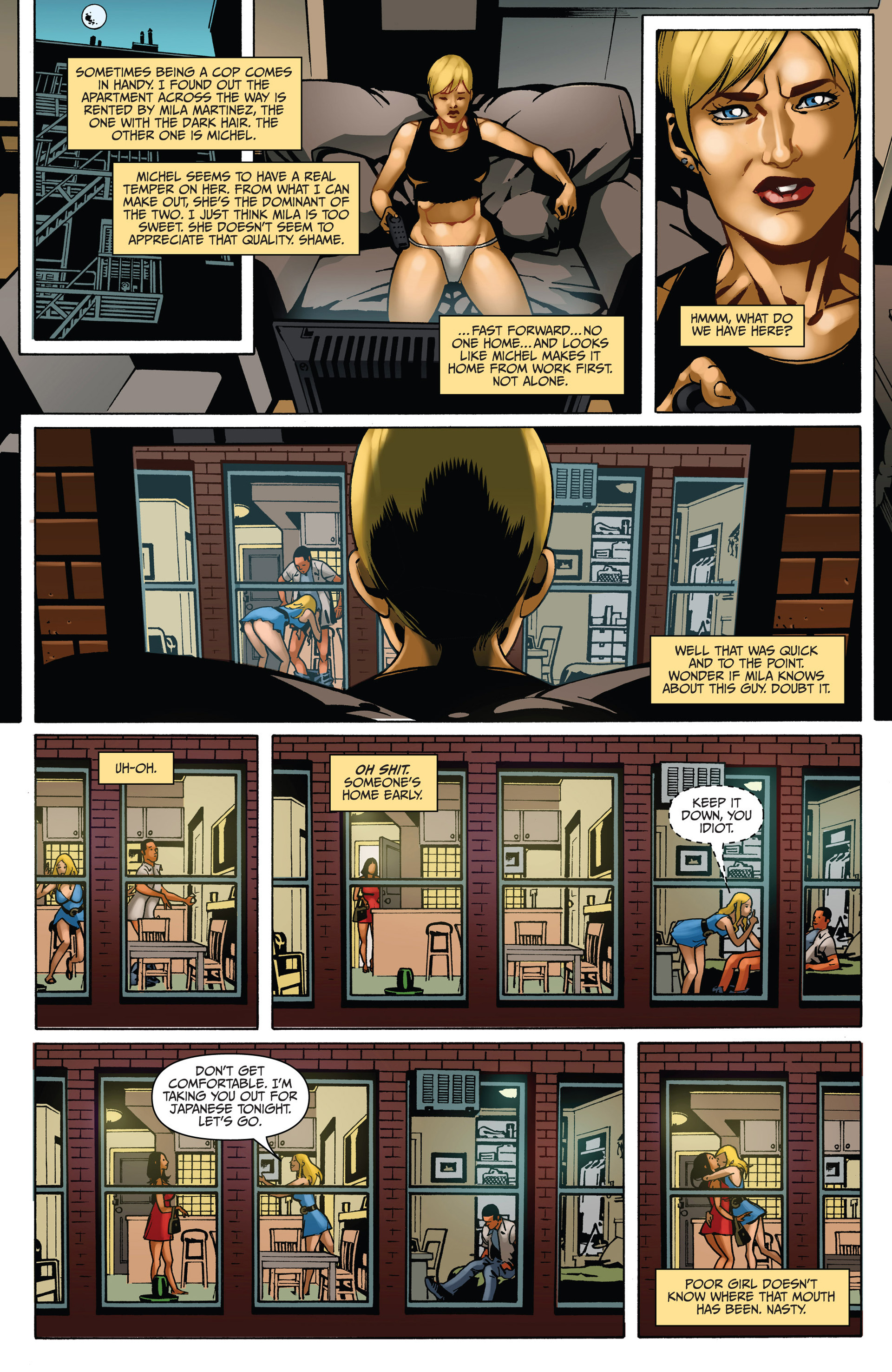 Read online Sex and Violence comic -  Issue # Full - 52