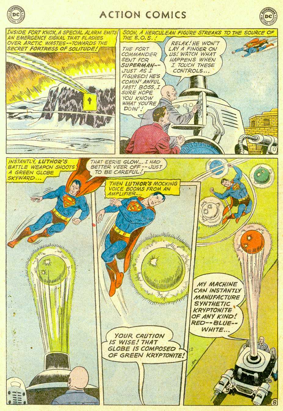 Action Comics (1938) 277 Page 9