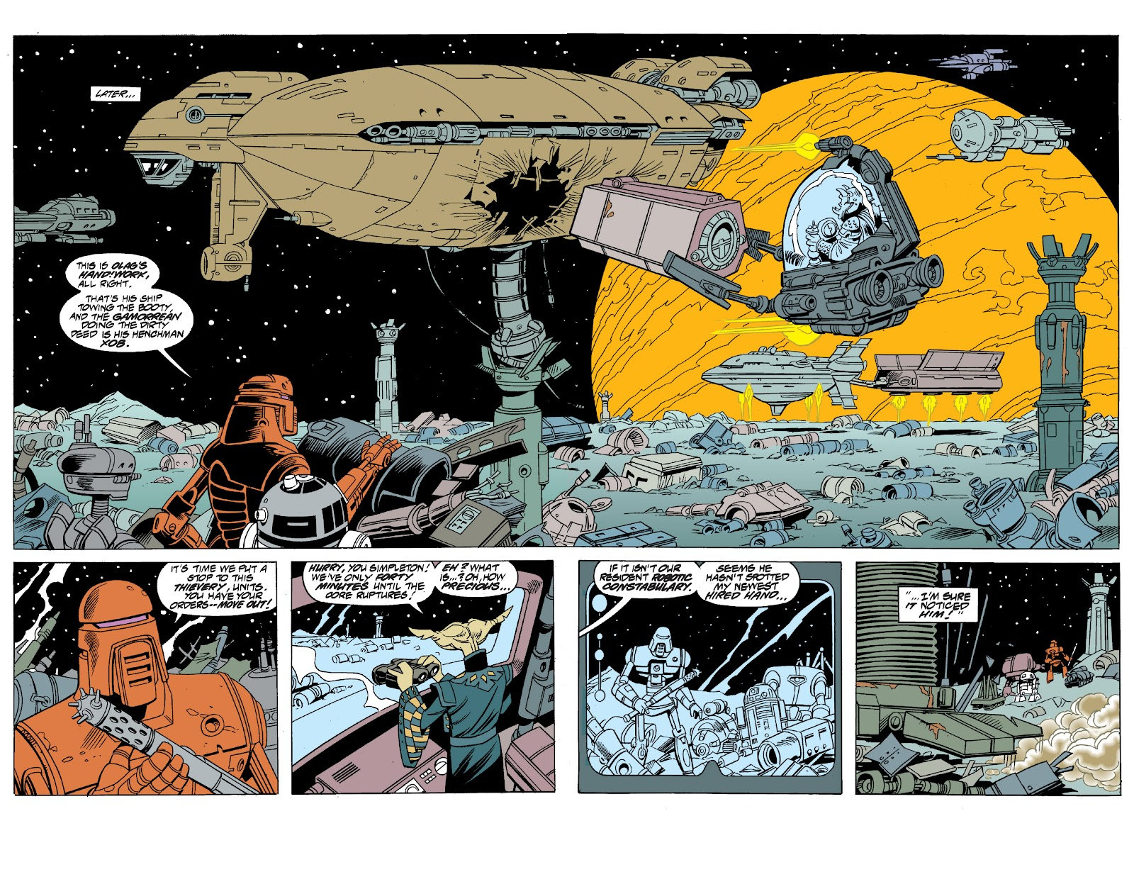 Read online Star Wars Legends Epic Collection: The Empire comic -  Issue # TPB 5 (Part 2) - 75