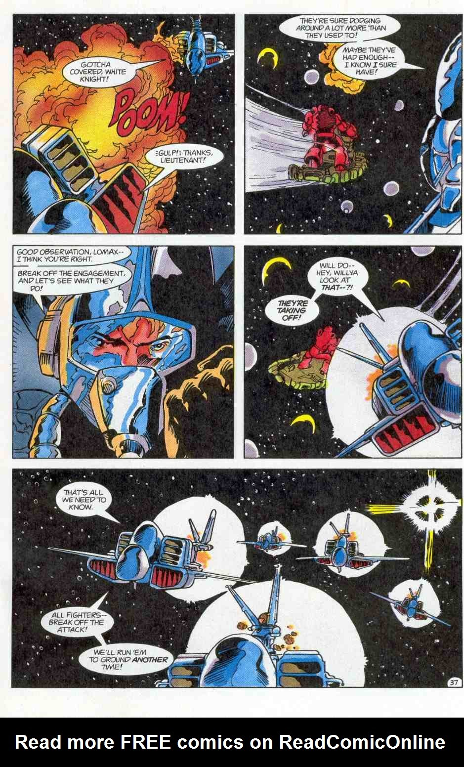 Robotech Special issue Full - Page 38