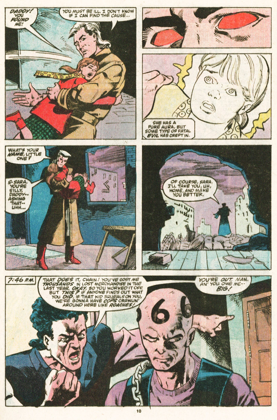 Read online Justice (1986) comic -  Issue #6 - 11