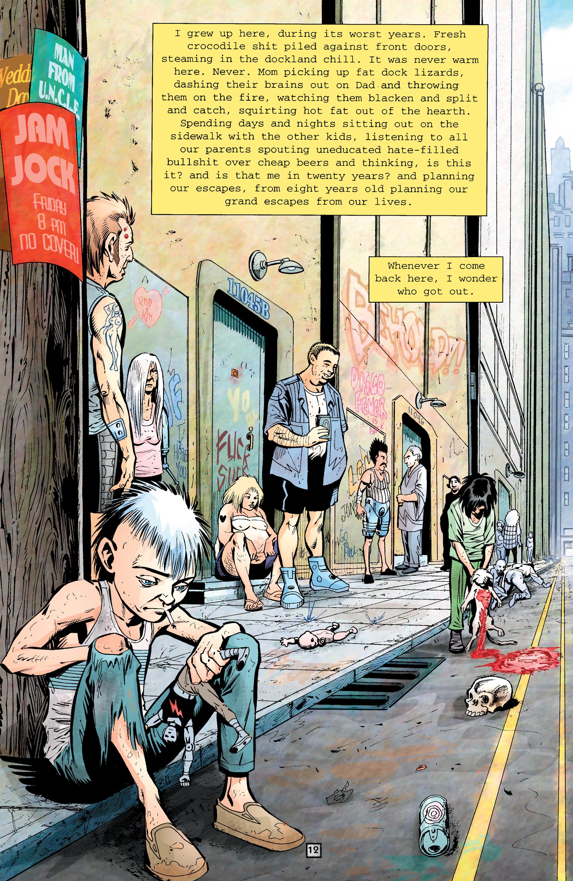 Read online Transmetropolitan comic -  Issue #26 - 13