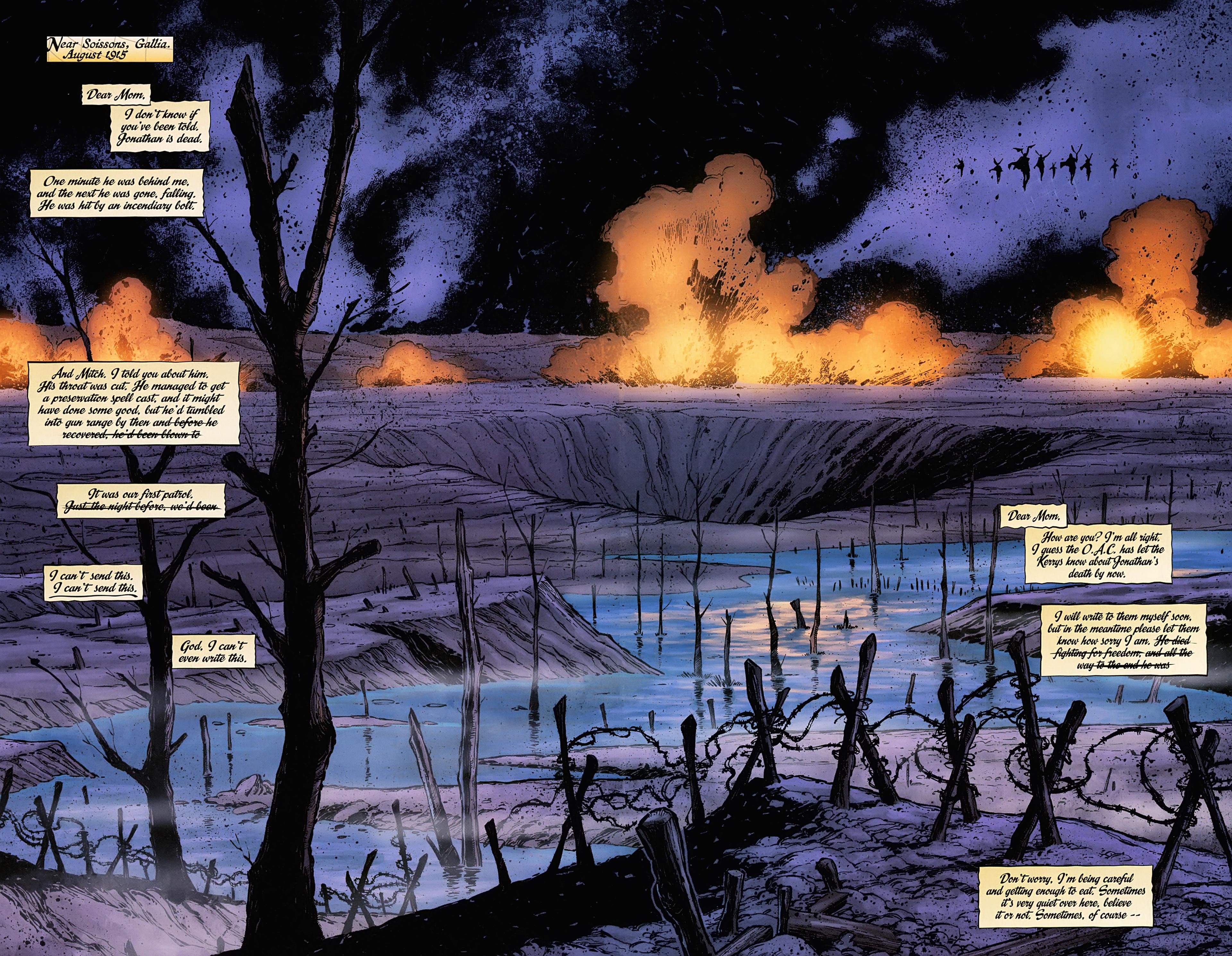 Read online Arrowsmith comic -  Issue #4 - 3