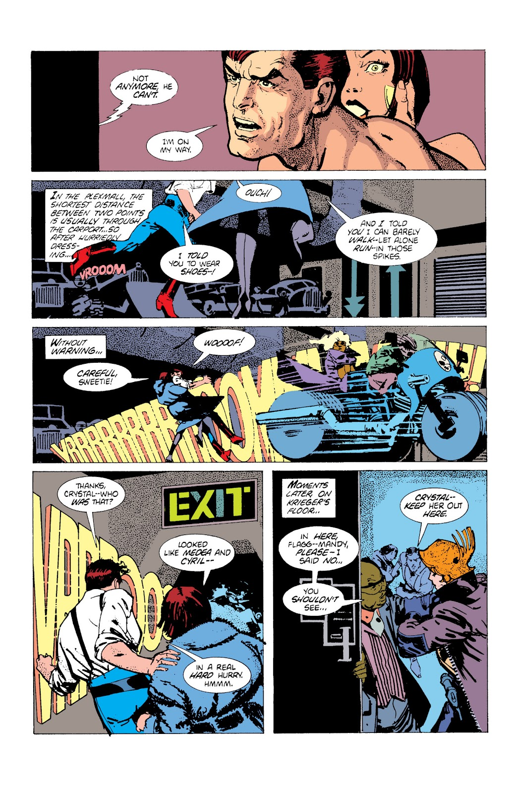 American Flagg! issue Definitive Collection (Part 1) - Page 79