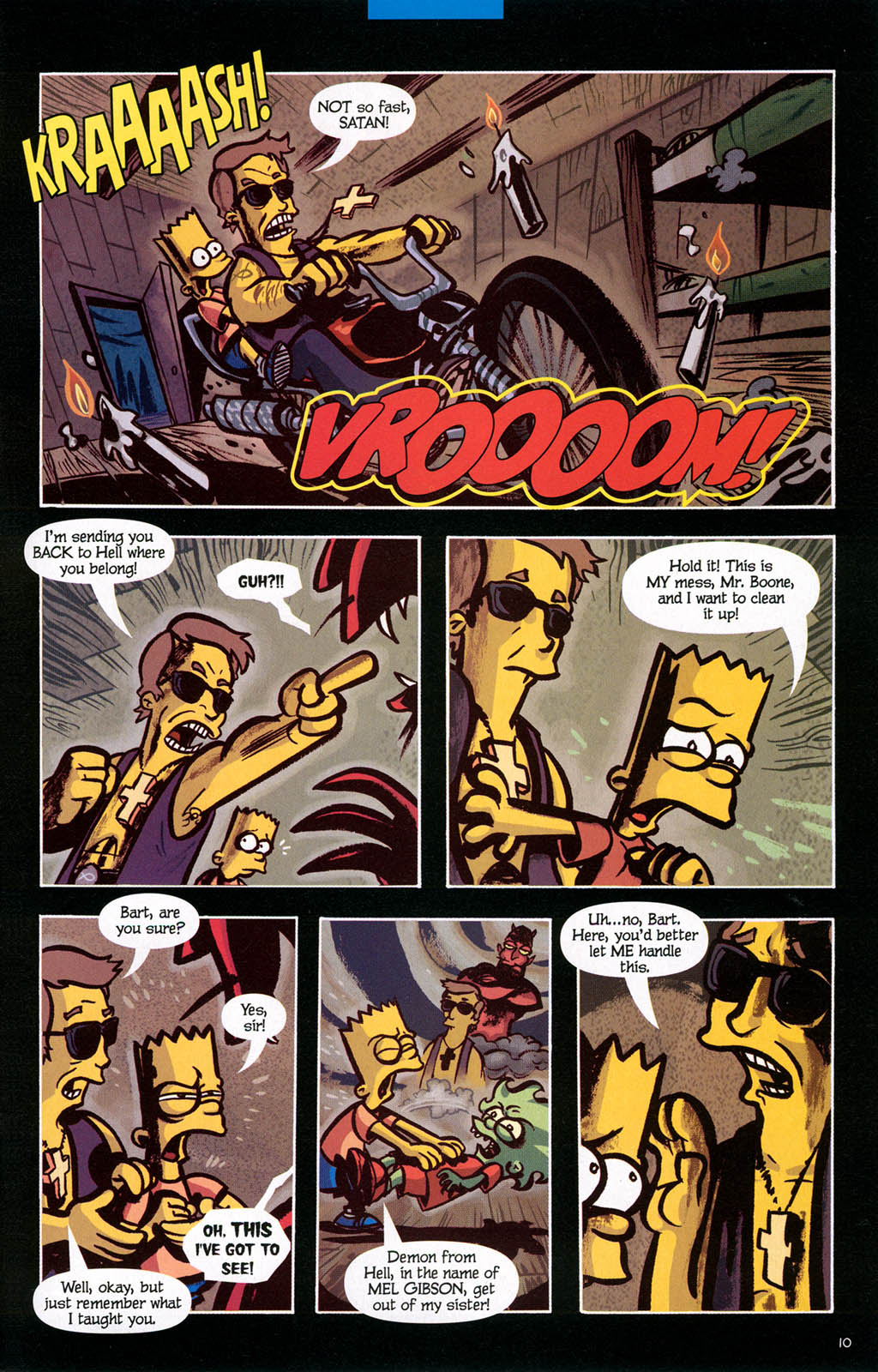 Read online Treehouse of Horror comic -  Issue #10 - 50