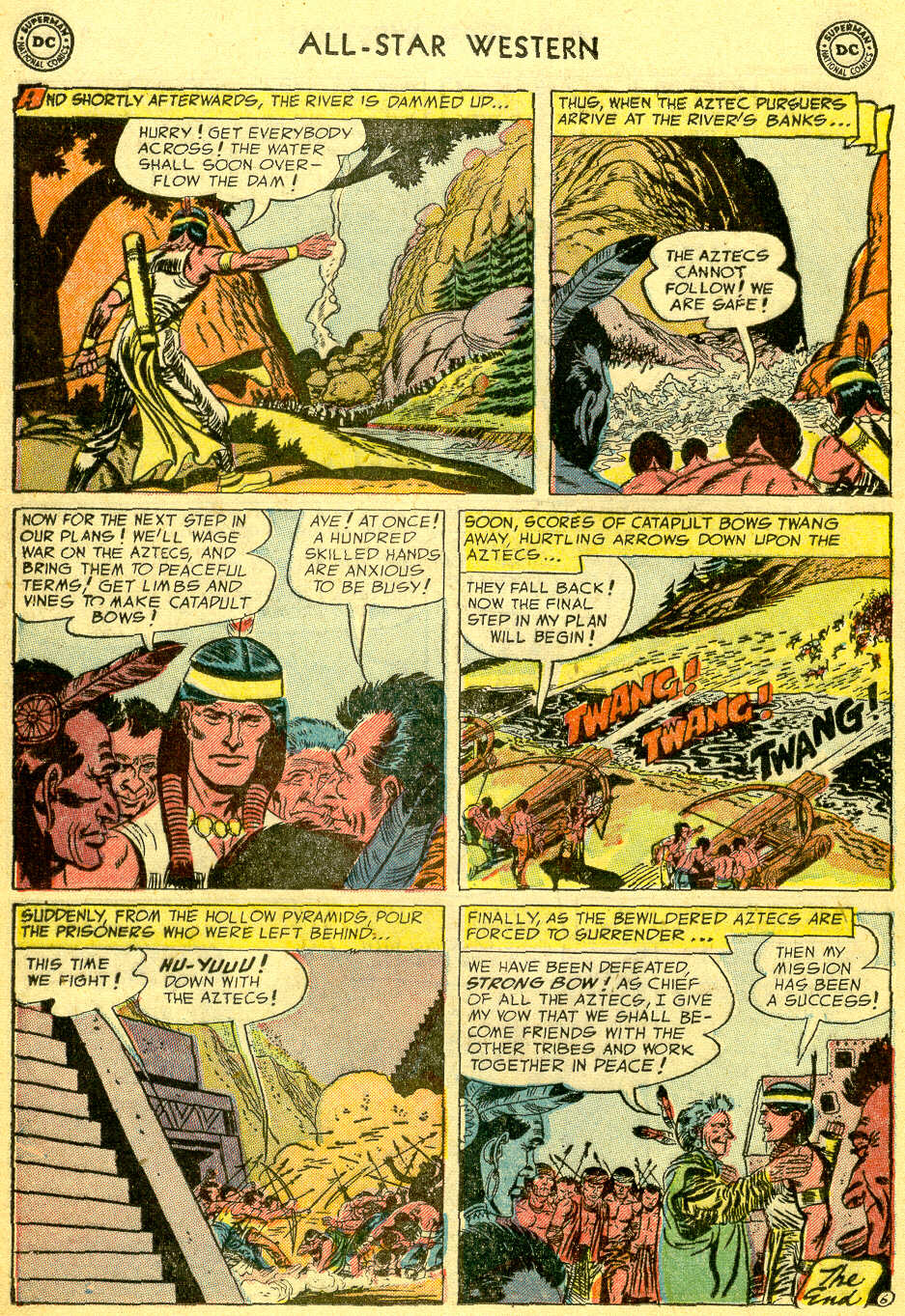 Read online All-Star Western (1951) comic -  Issue #75 - 16