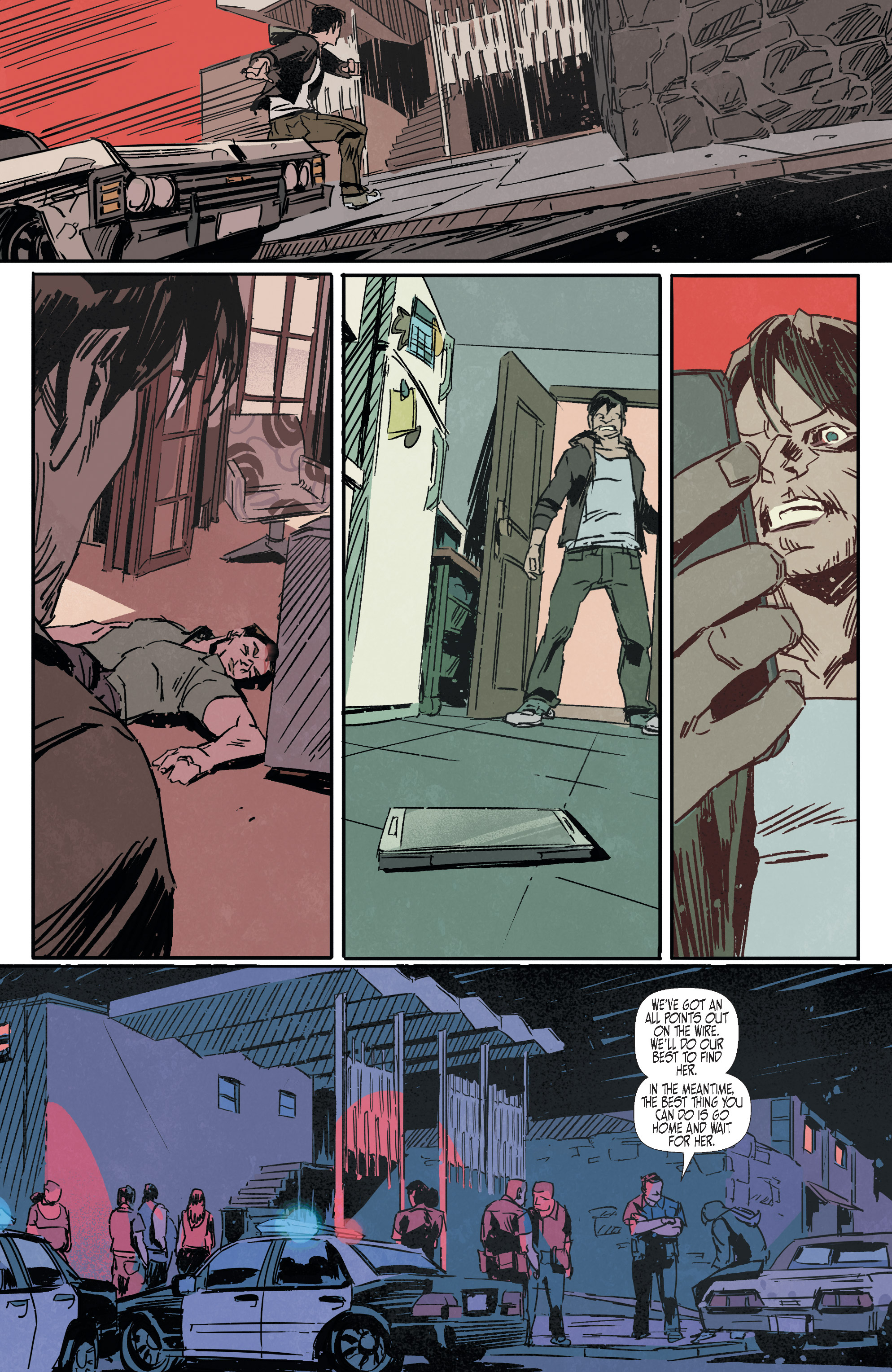 Read online Sons of the Devil comic -  Issue #13 - 11