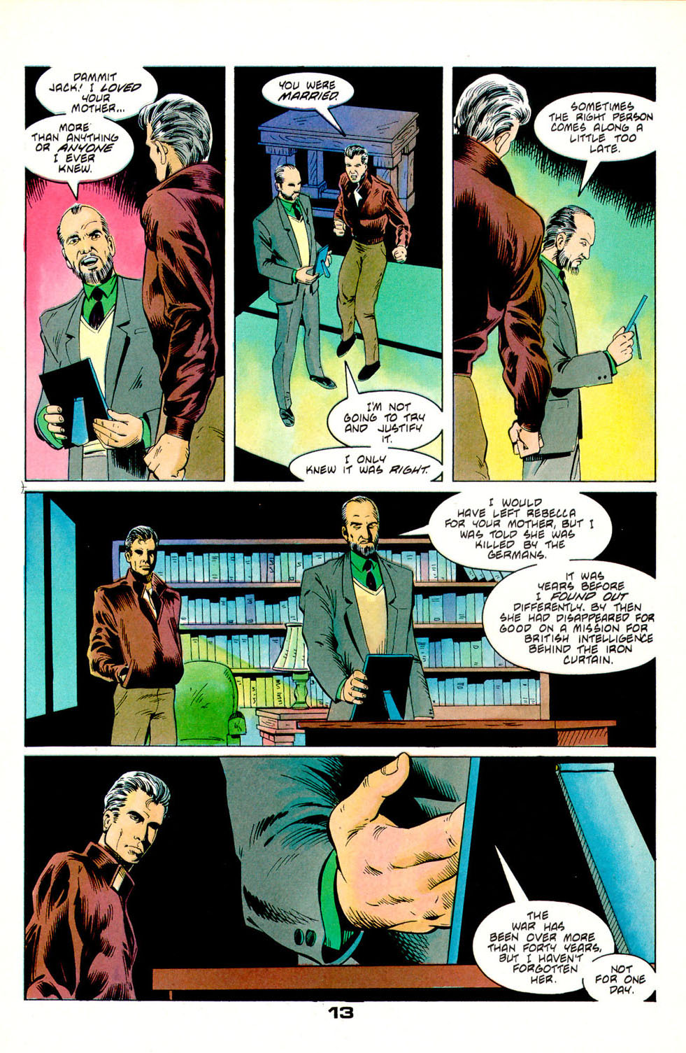 Jon Sable, Freelance issue 56 - Page 14
