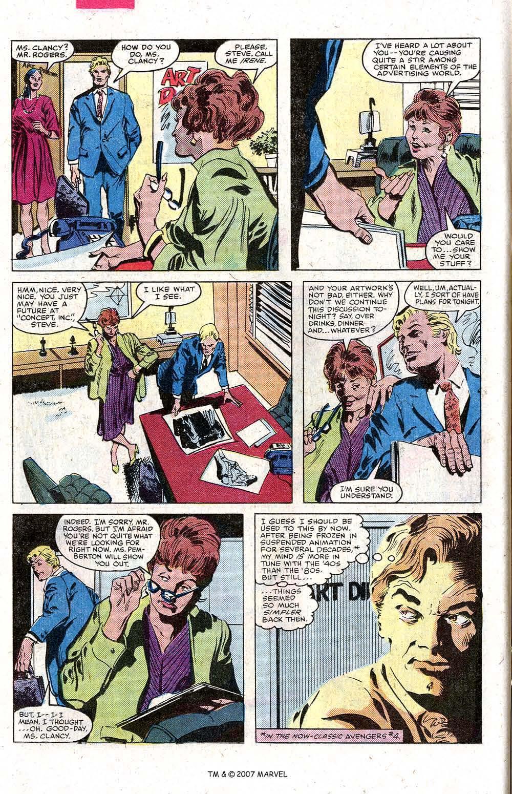Read online Captain America (1968) comic -  Issue # _Annual 5 - 18
