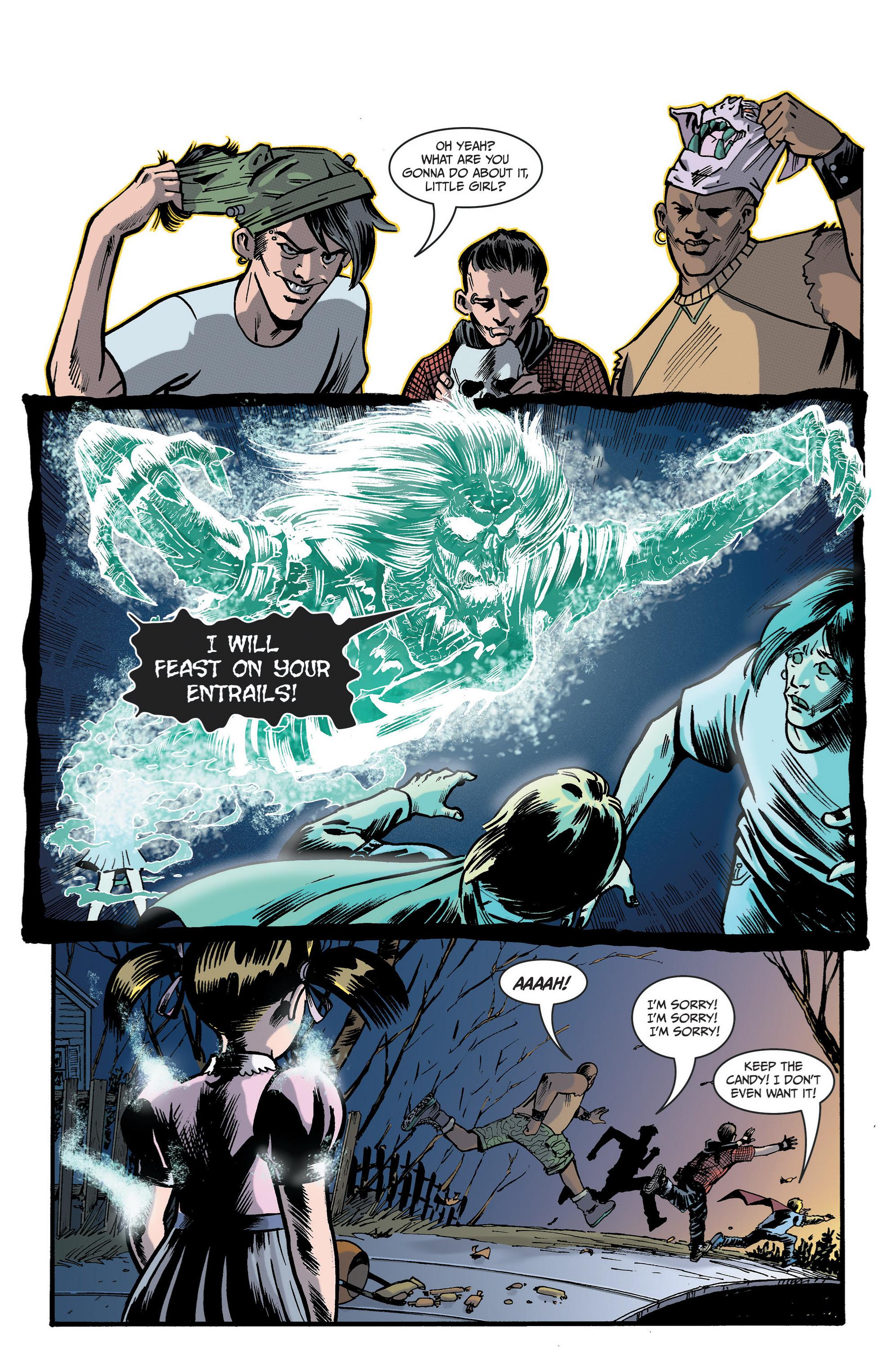 Read online Hoax Hunters (2012) comic -  Issue # TPB 2 - 111