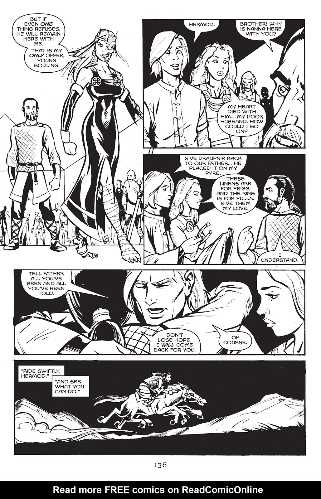 Read online Gods of Asgard comic -  Issue # TPB (Part 2) - 38
