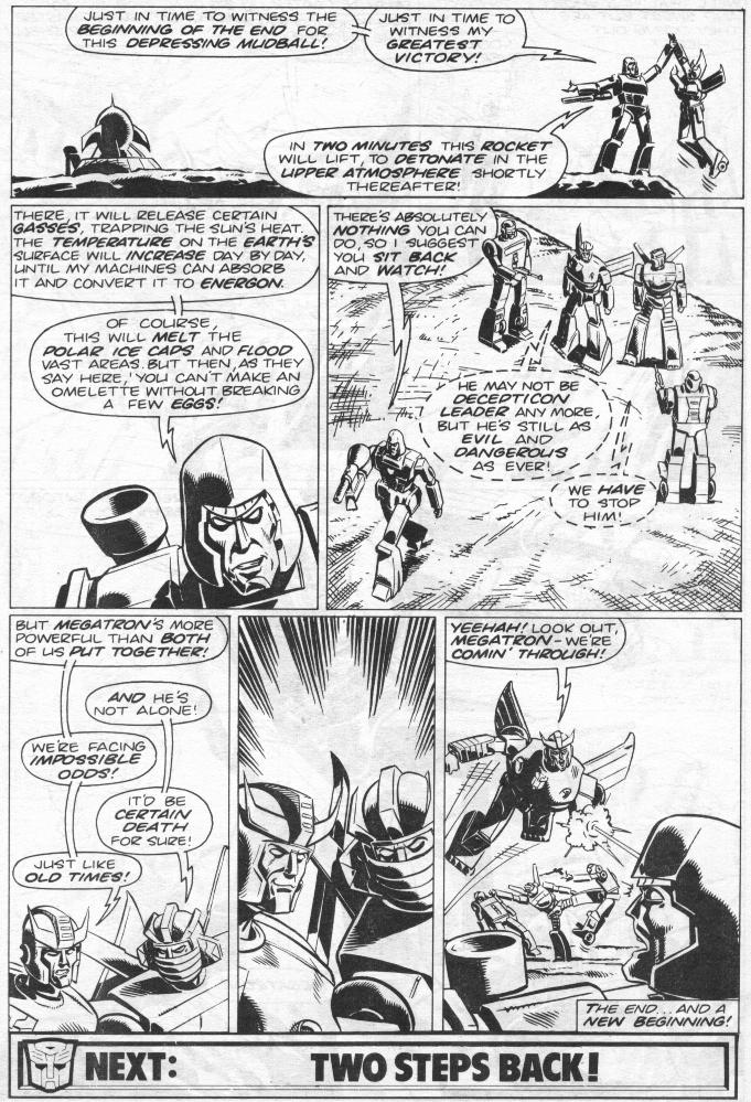 The Transformers (UK) 261 Page 12